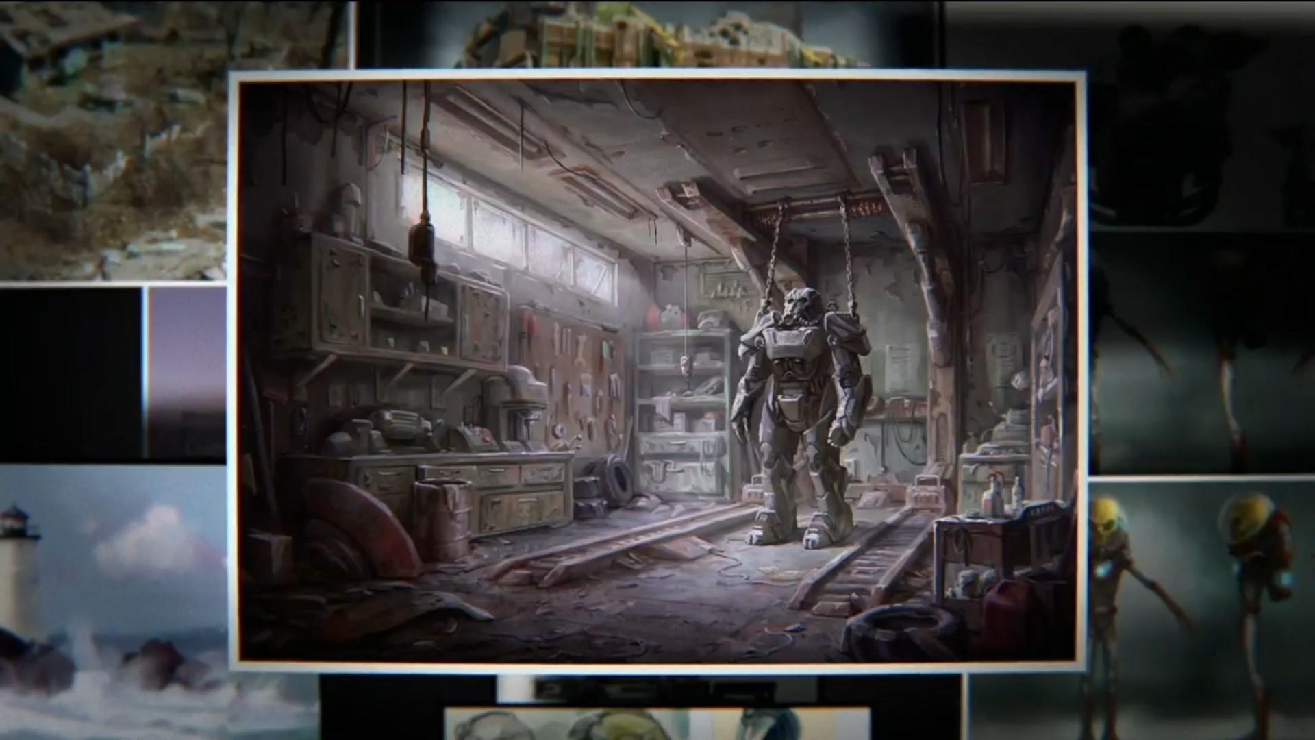 Fallout 4 Concept Art – 26