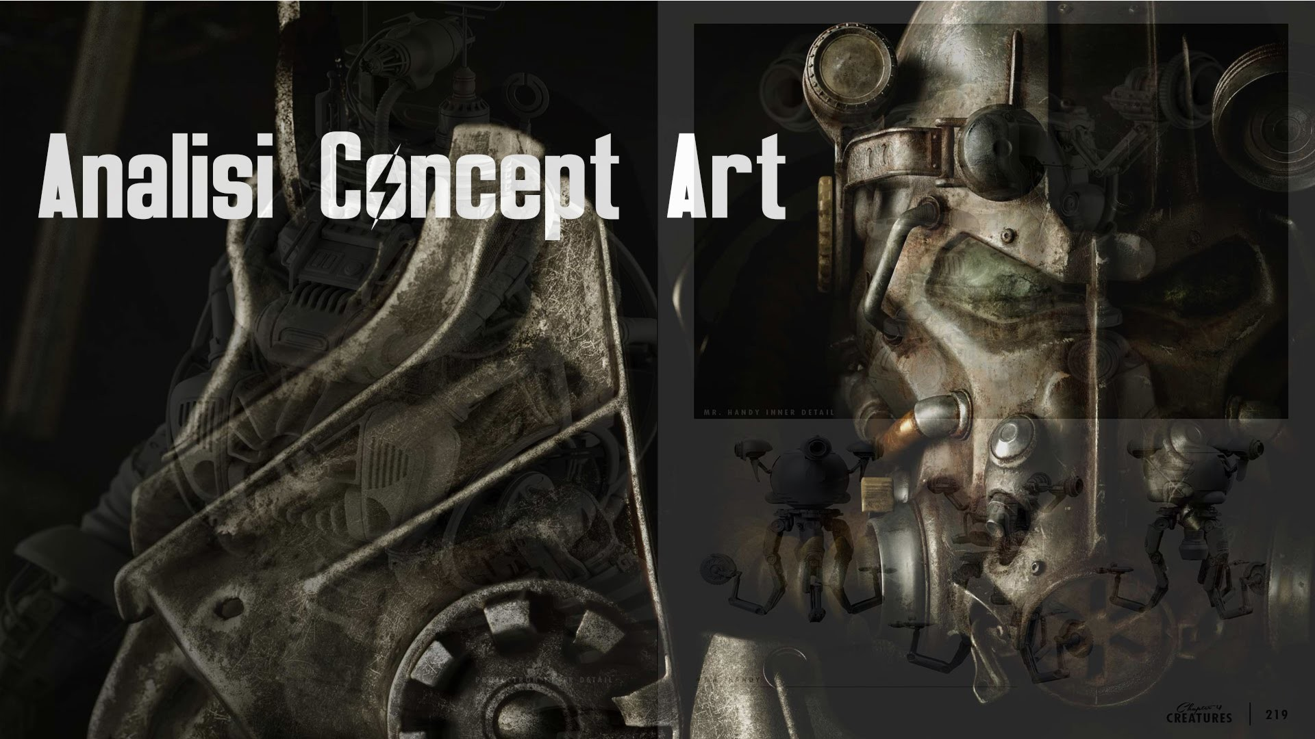 Analisi Concept Art Fallout 4
