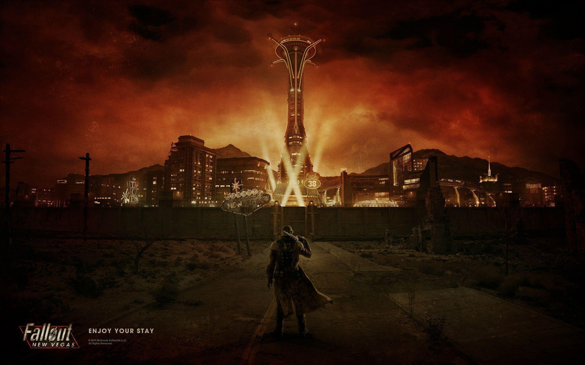 <b>Fallout 4</b> custom concept art <b>wallpaper