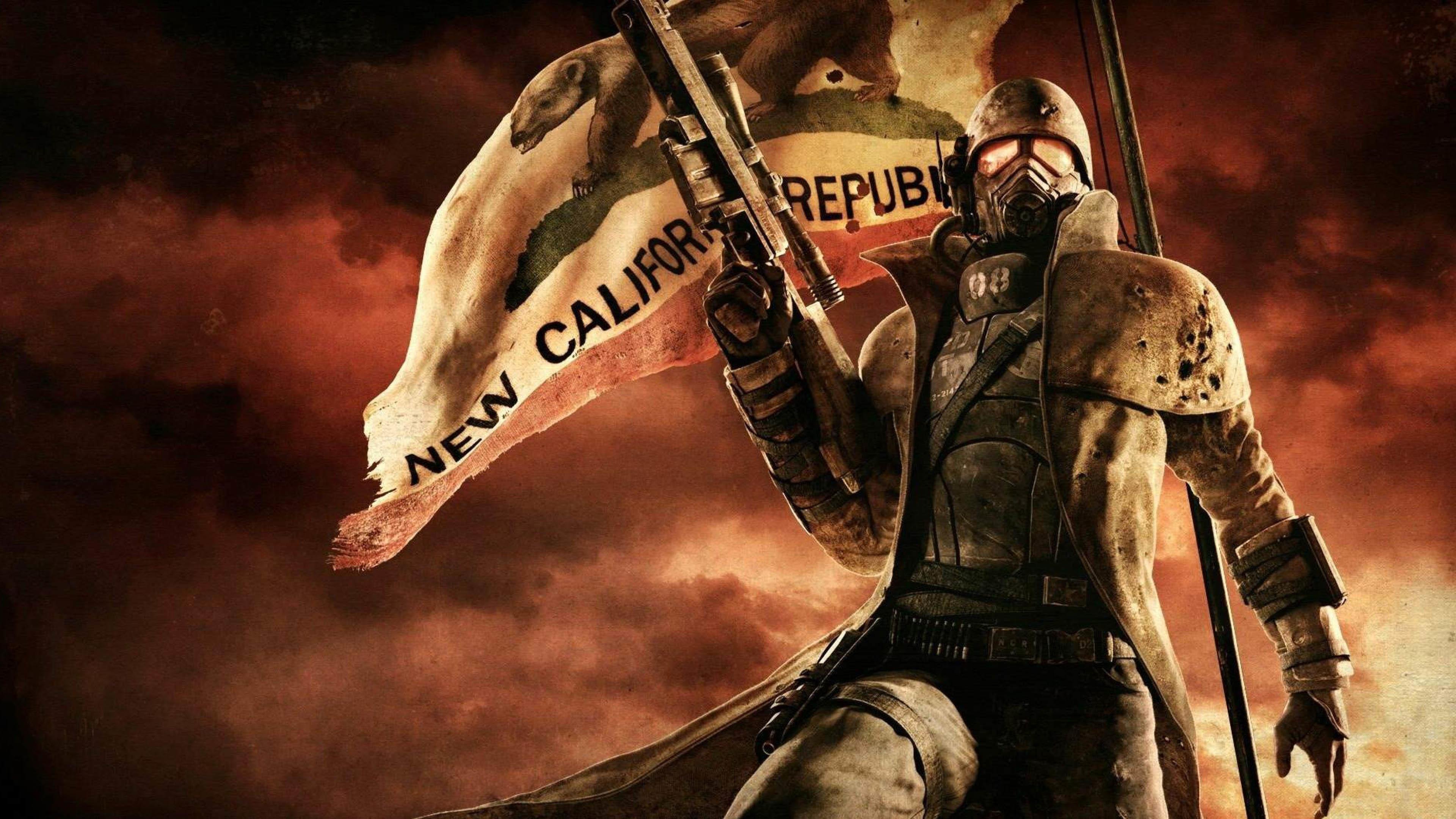 Fallout New Vegas Ranger wallpaper
