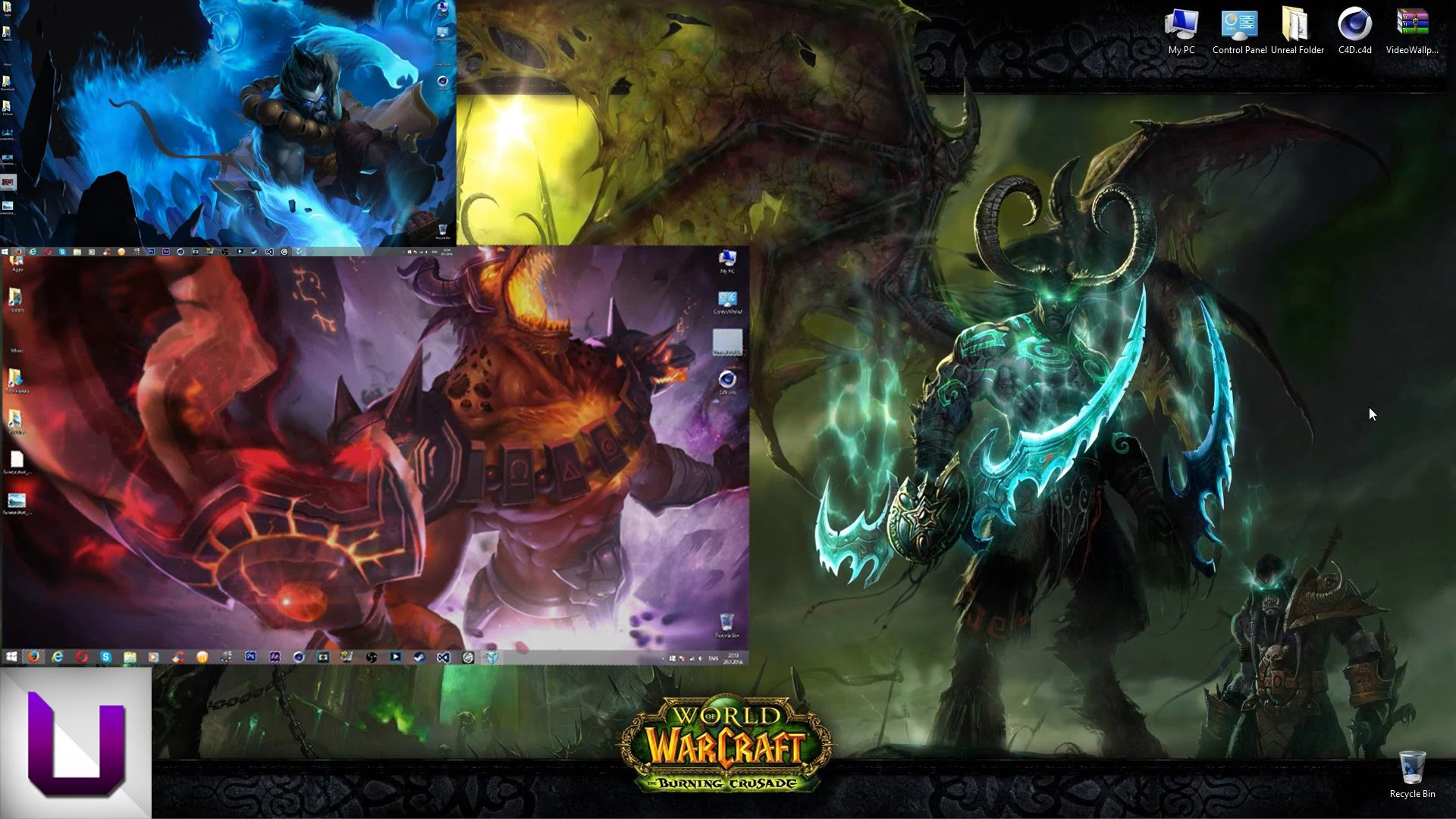 Live/Animated Gaming Wallpapers – Video Wallpaper for Windows 7, 8 and 10 –  YouTube