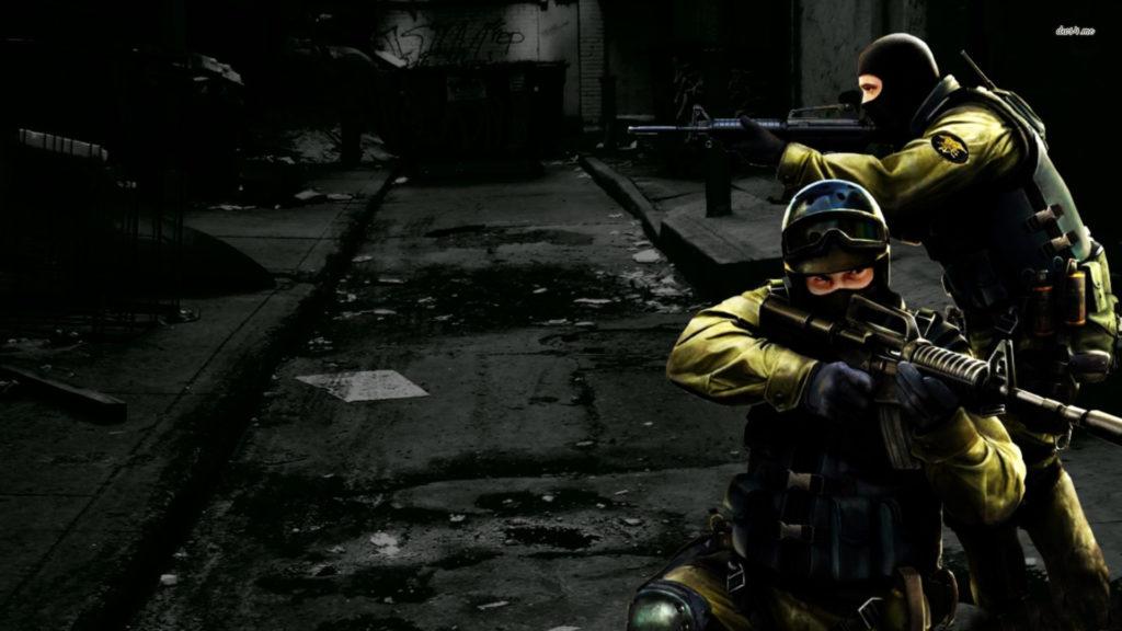 · 2532 Free Counter Strike Wallpaper