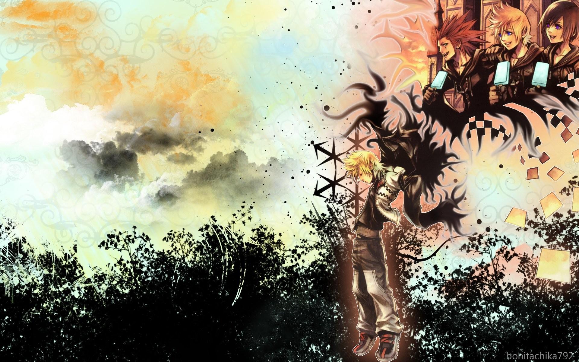 HD Wallpaper | Background ID:170614. Video Game Kingdom Hearts.  14 Like