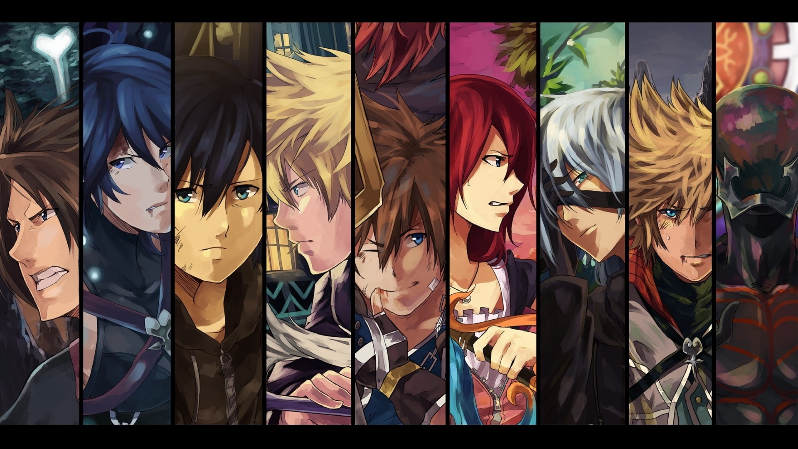 Download Wallpapers, Download kingdom hearts anime .
