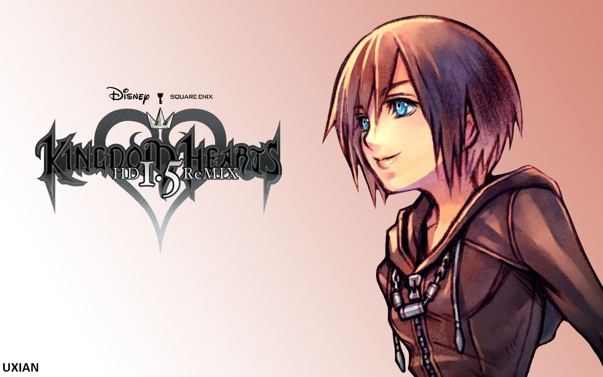 Xion – KH HD 1.5 ReMIX by UxianXIII