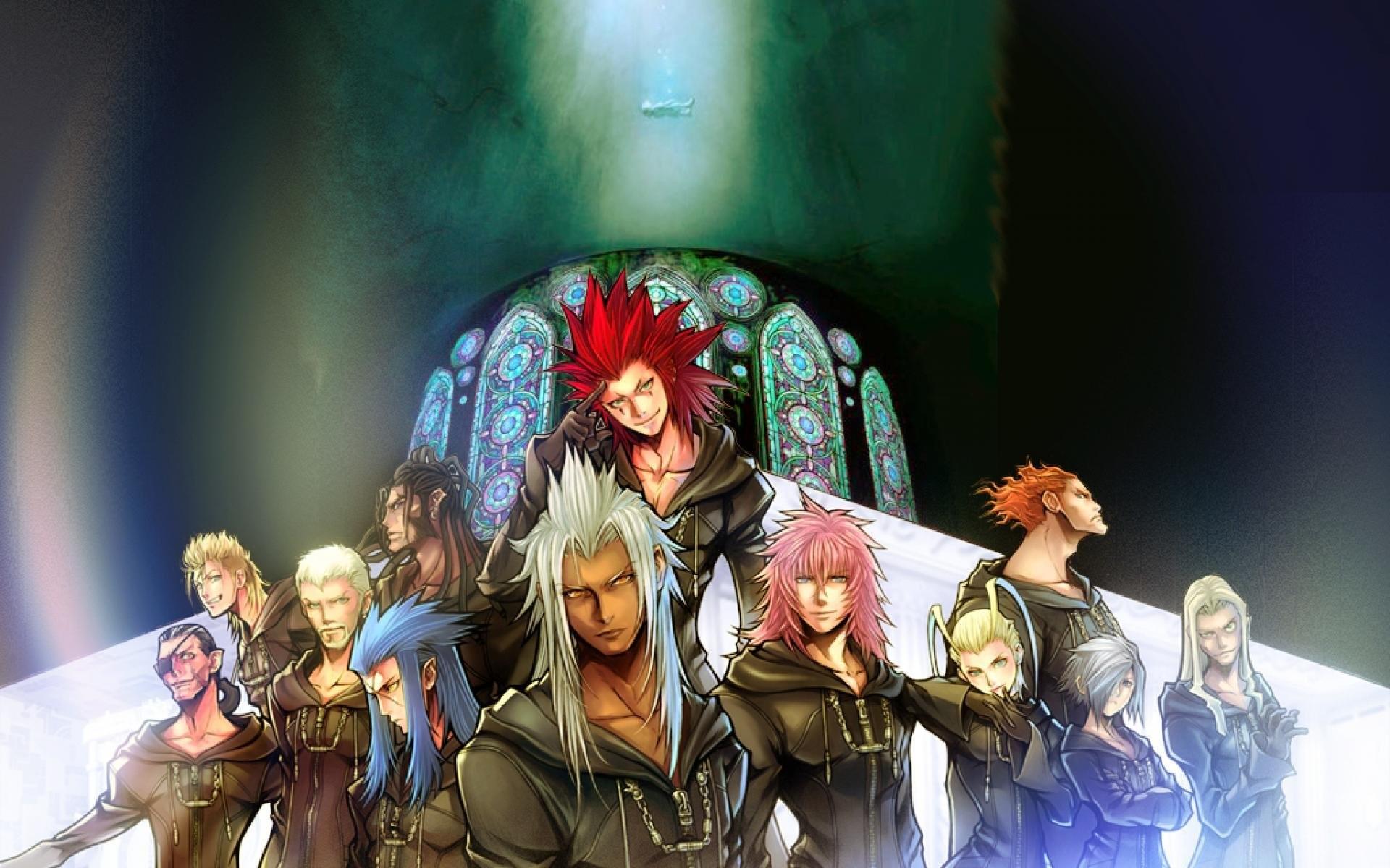Kingdom Hearts 2 856178
