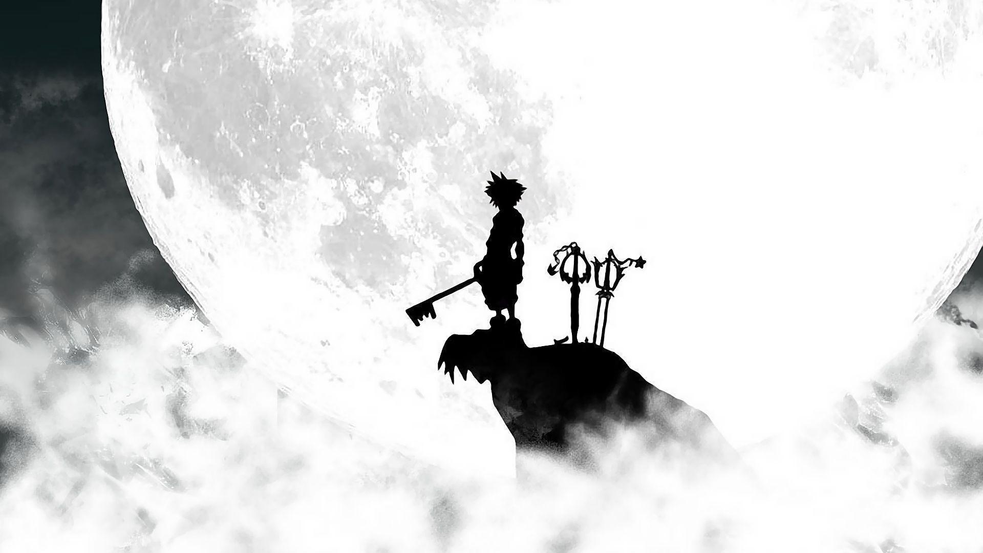 X Kingdom Hearts Kingdom Hearts Ii Game Roxas Xion Axel Saix .