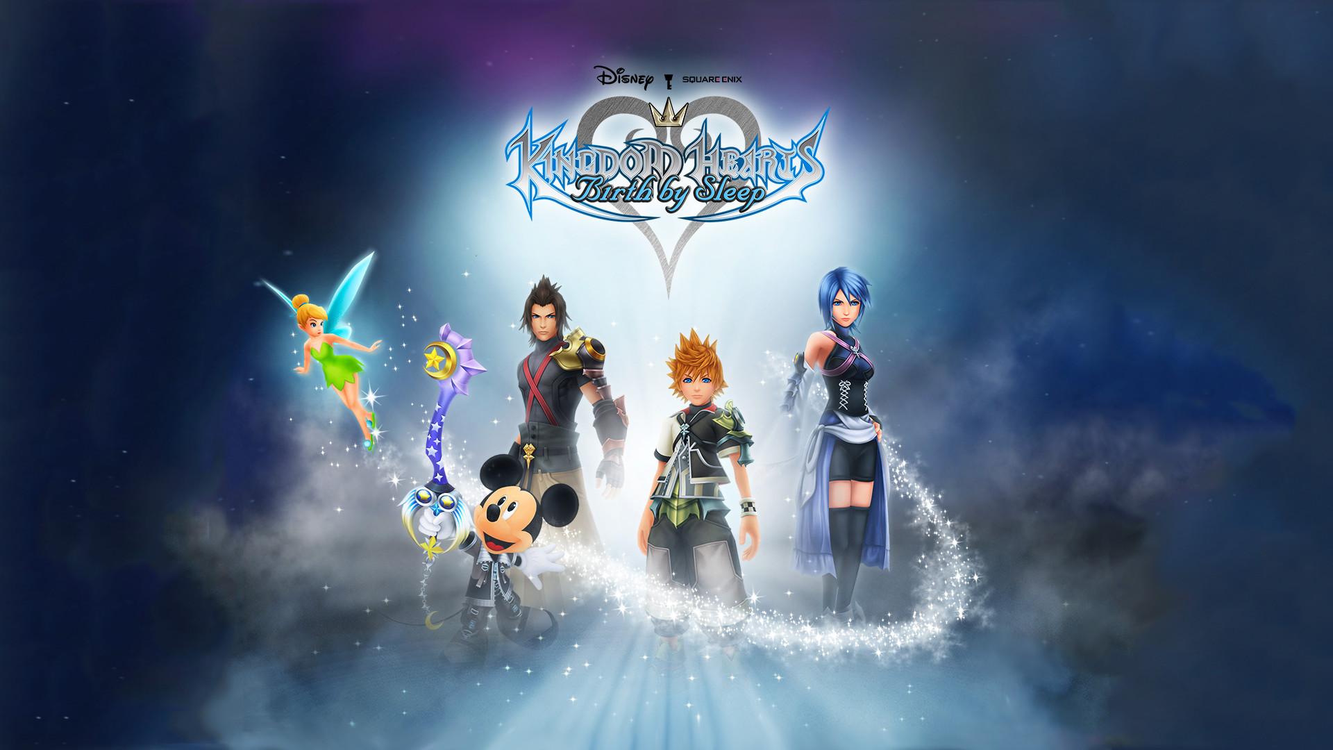 Kingdom Hearts Wallpaper Kingdom, Hearts, Mickey, Mouse