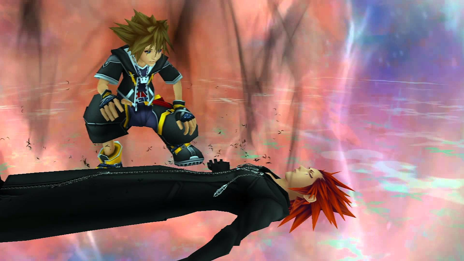Kingdom Hearts II Final Mix (1080p) | Part 41 | The Death of Axel… –  YouTube