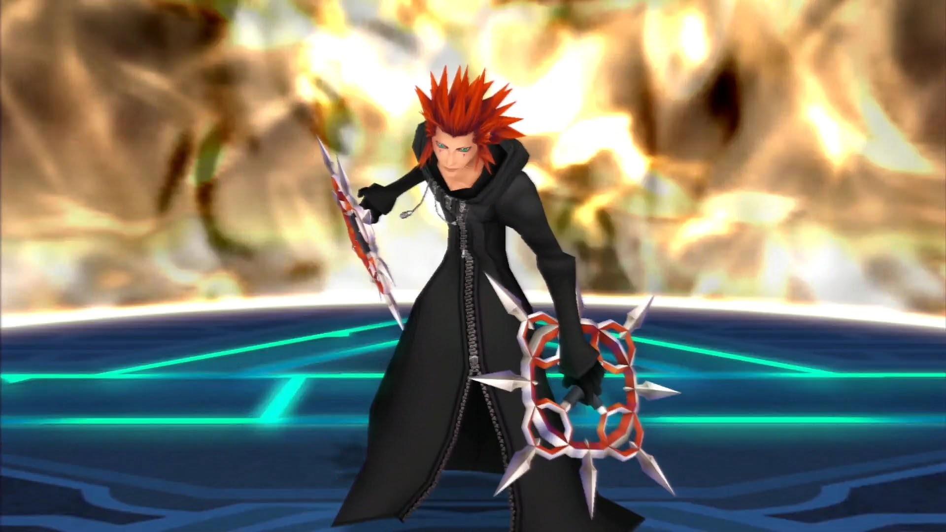 [Data Battles] Kingdom Hearts 2 Final Mix [HD 2.5 ReMIX] – No. VIII – Axel  [English – Proud] – YouTube