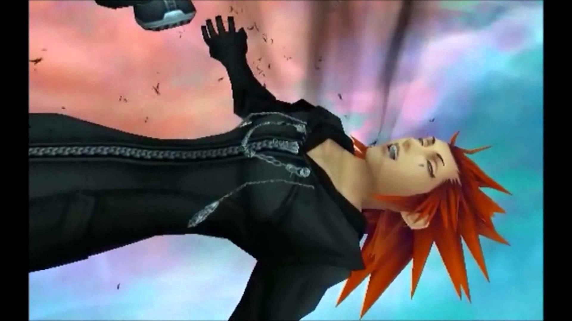 Oh no, Axel's dead!