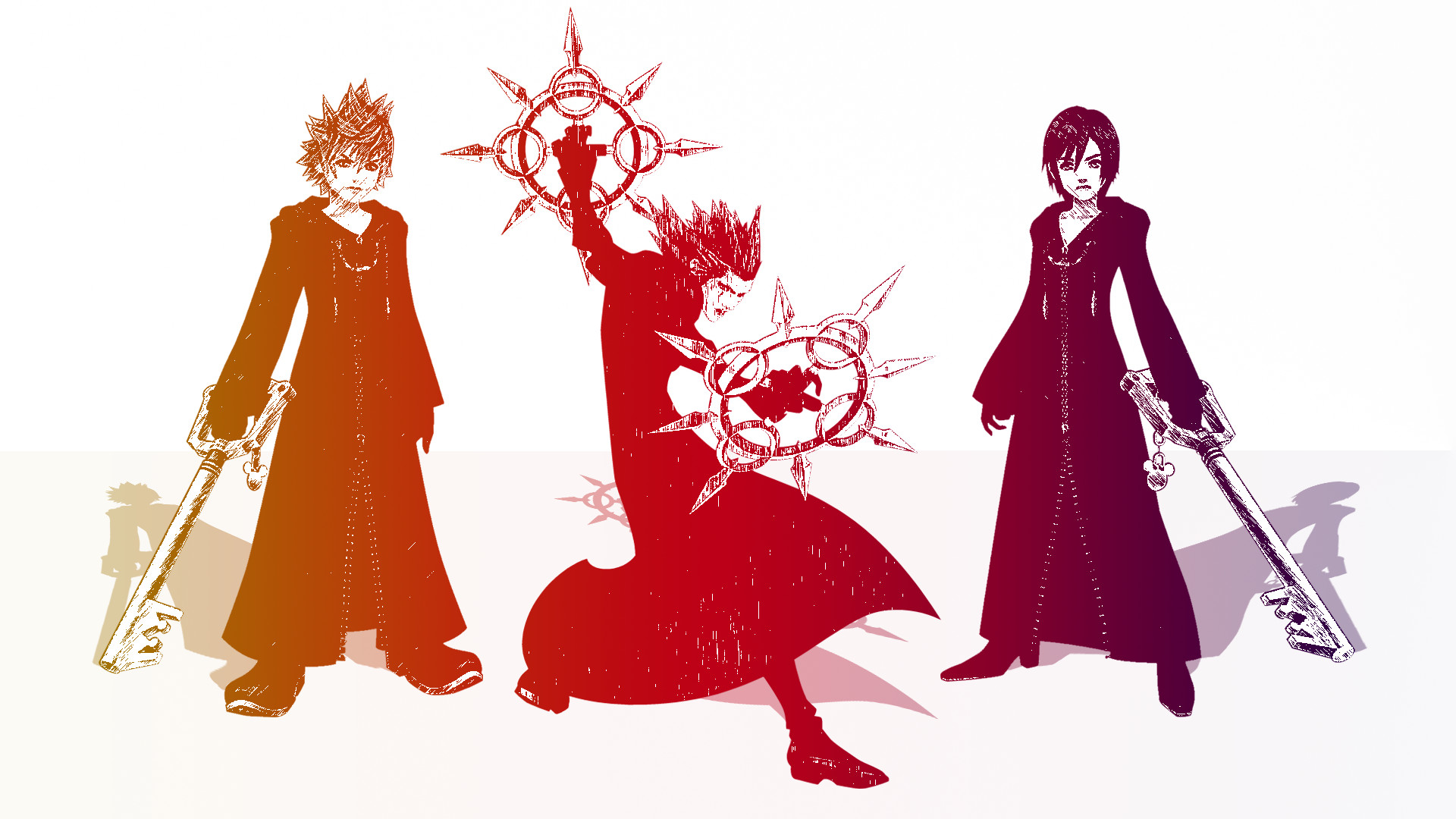 … Kingdom Hearts – Twilight Town by heroshade