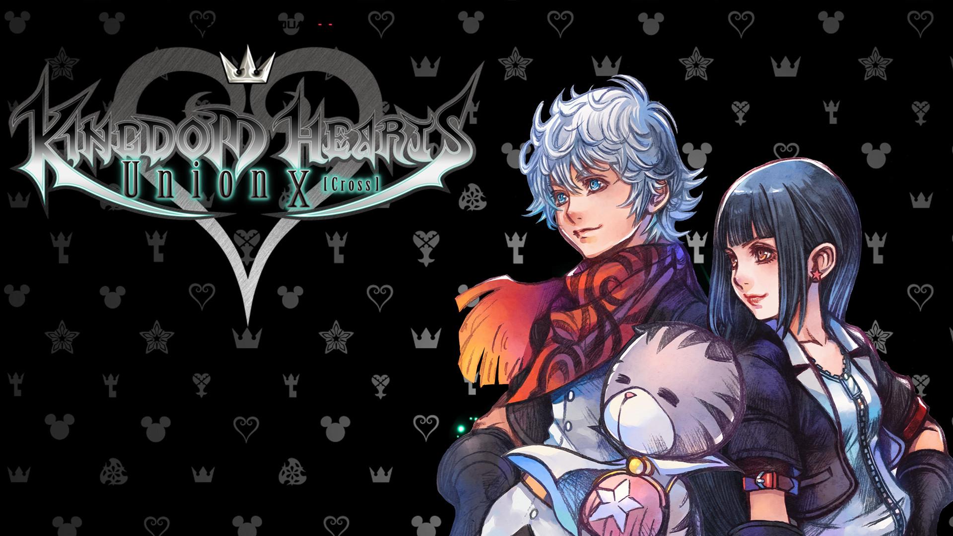 … Kingdom Hearts: Union X [Cross] Wallpaper by The-Dark-Mamba-
