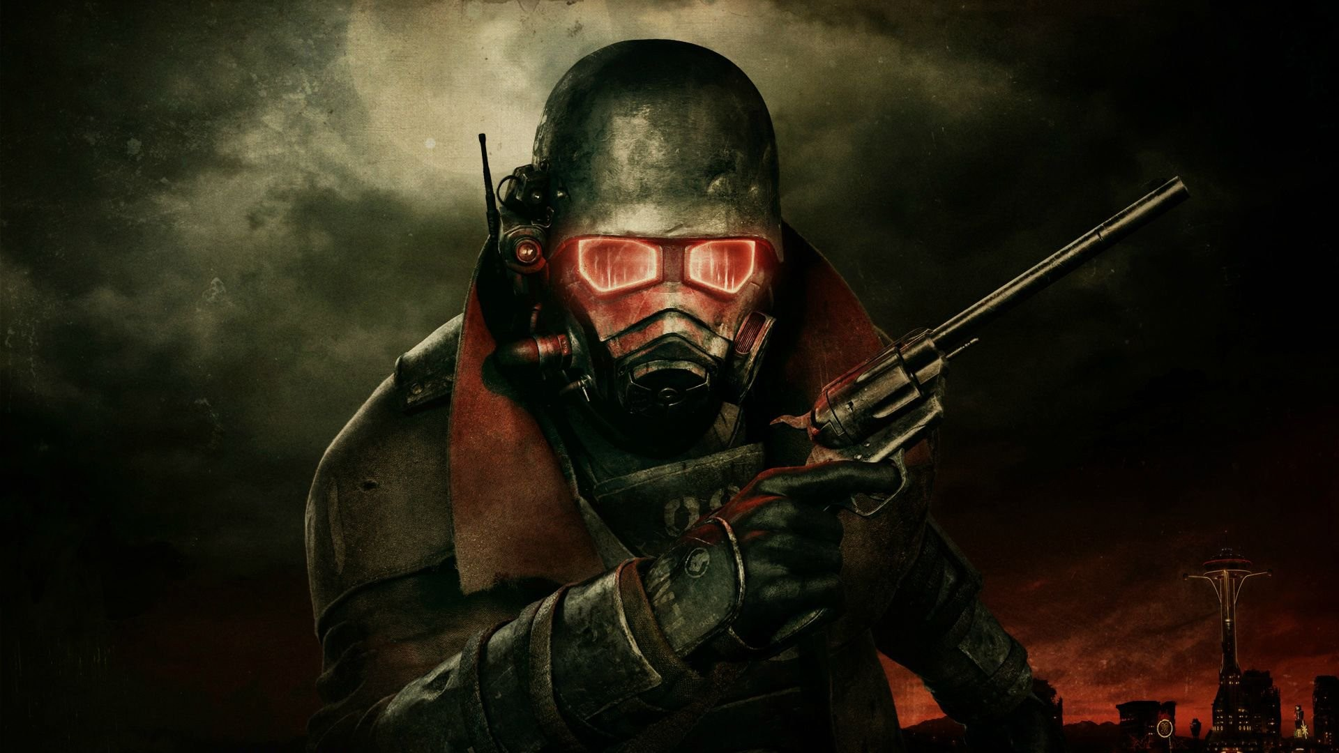 HD Wallpaper   Background ID:423458. Video Game Fallout: New Vegas.  9 Like