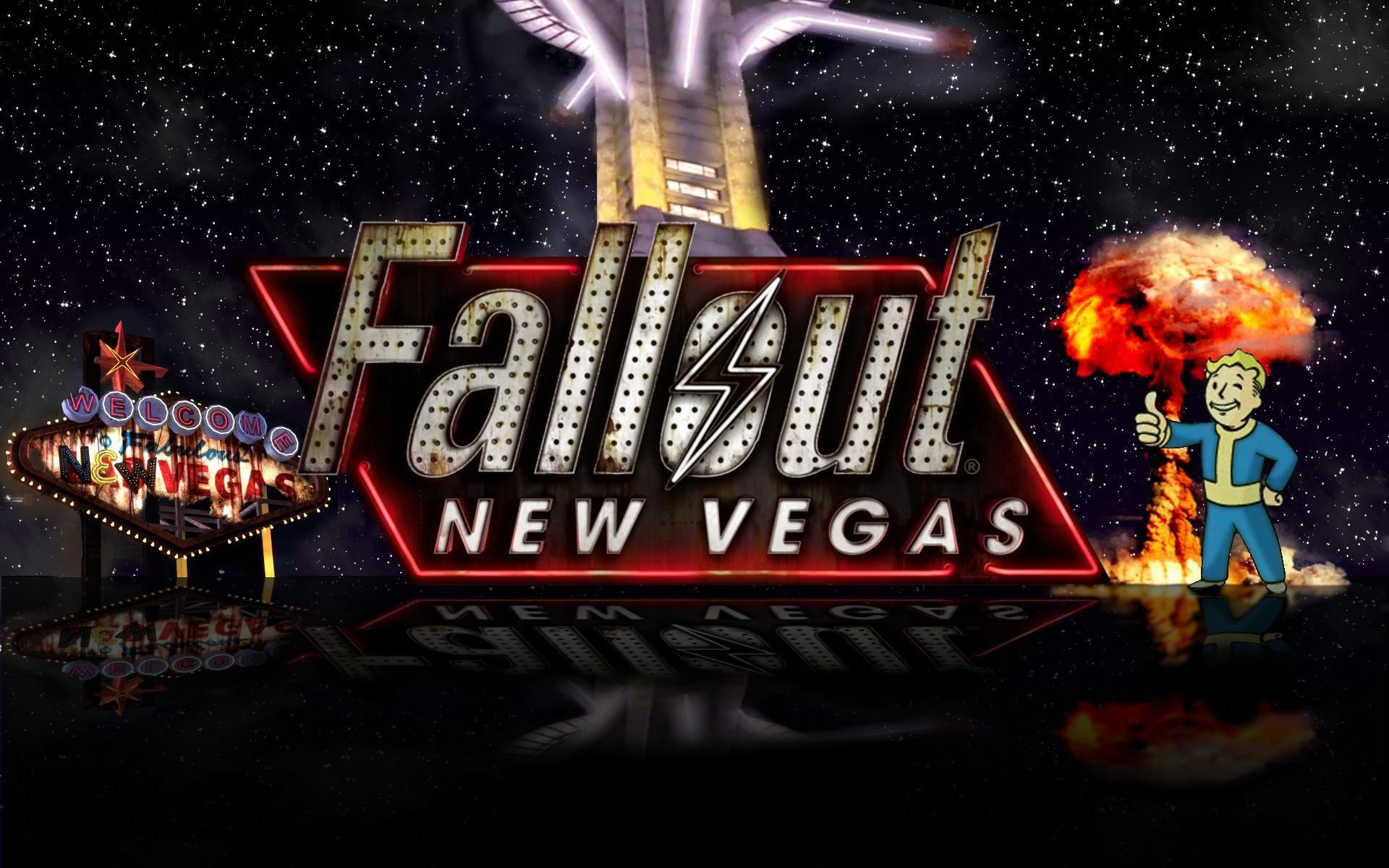 Fallout New Vegas Computer Wallpapers, Desktop Backgrounds