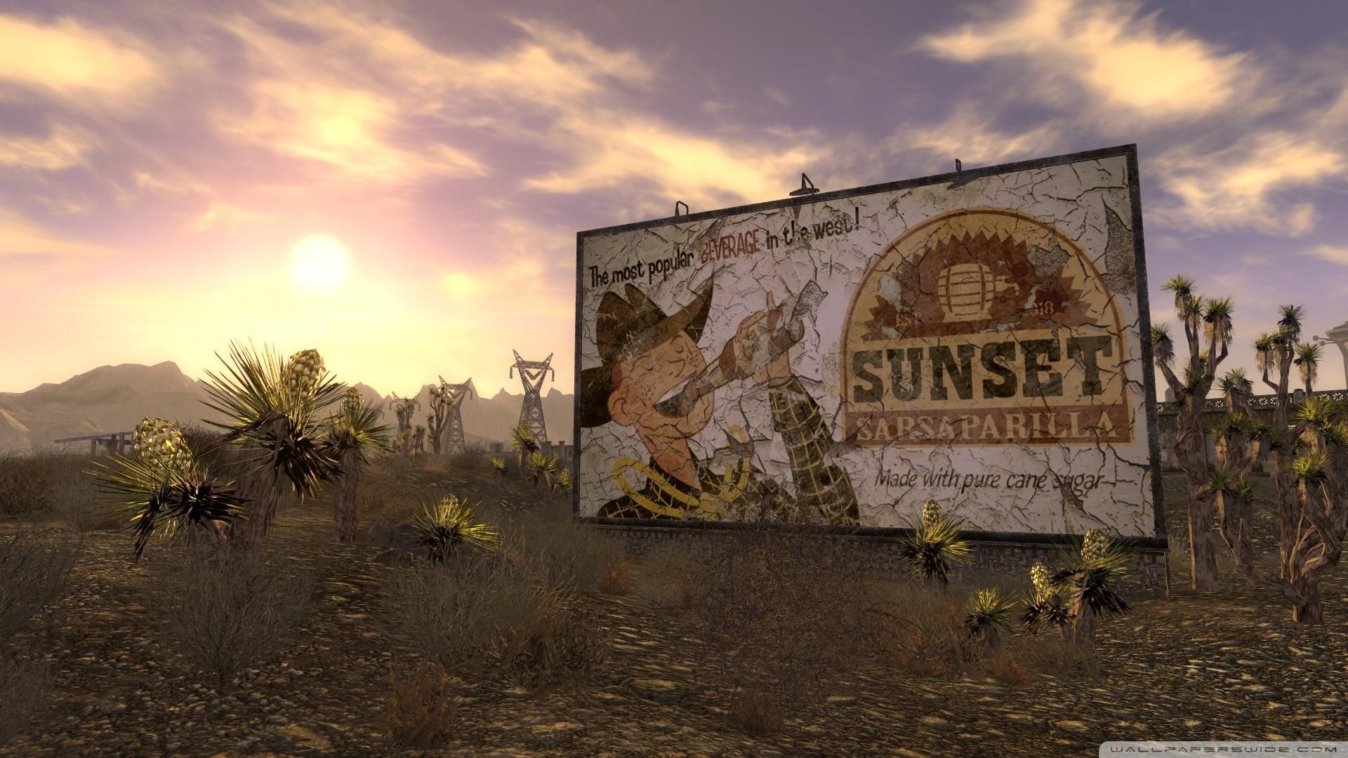 … fallout new vegas screenshot hd desktop wallpaper widescreen …
