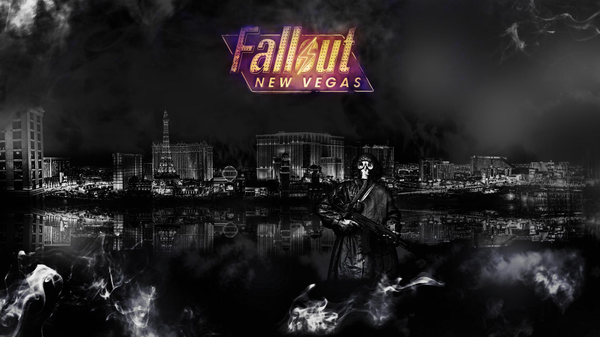 Fallout new vegas by sourcefx – Desktop Wallpaper