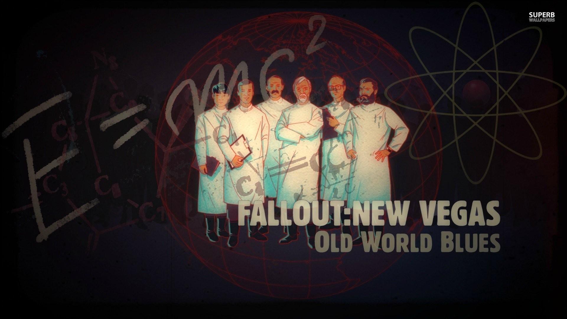 Fallout New Vegas – Old World Blues
