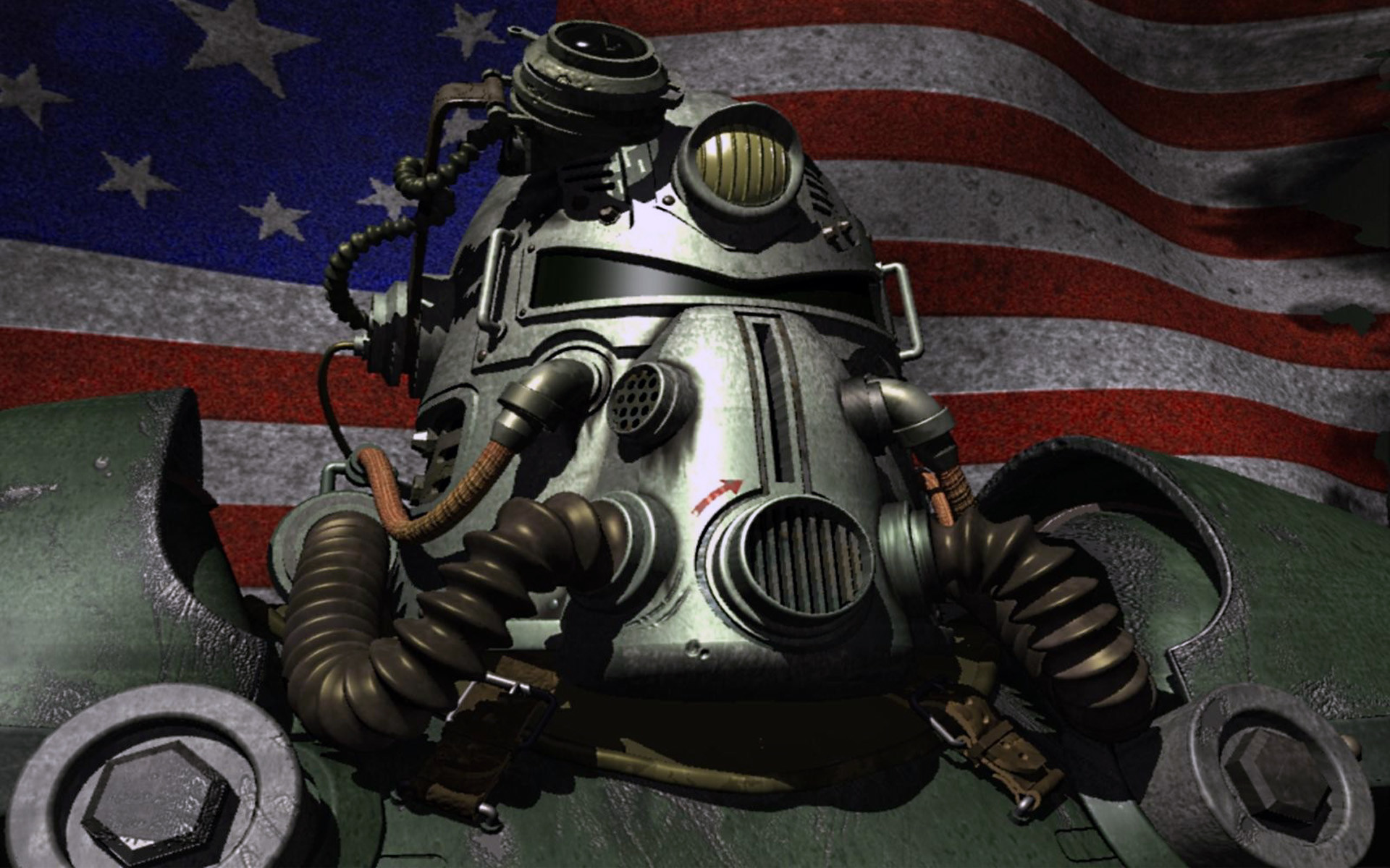 Fallout New Vegas Old World Blues wallpaper Game wallpapers