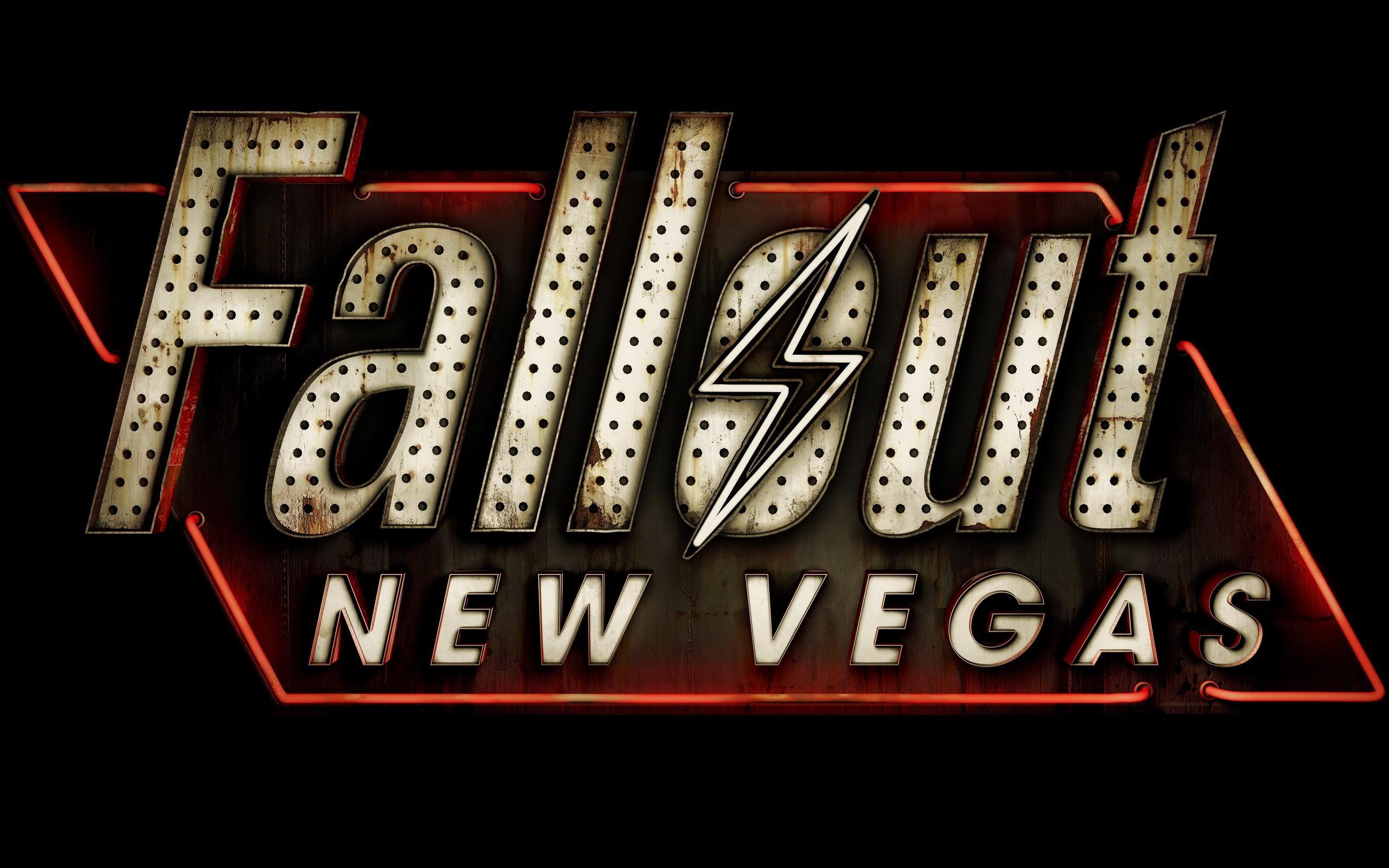 … x 1600 Original. Description: Download Fallout New Vegas RPG Games  wallpaper …