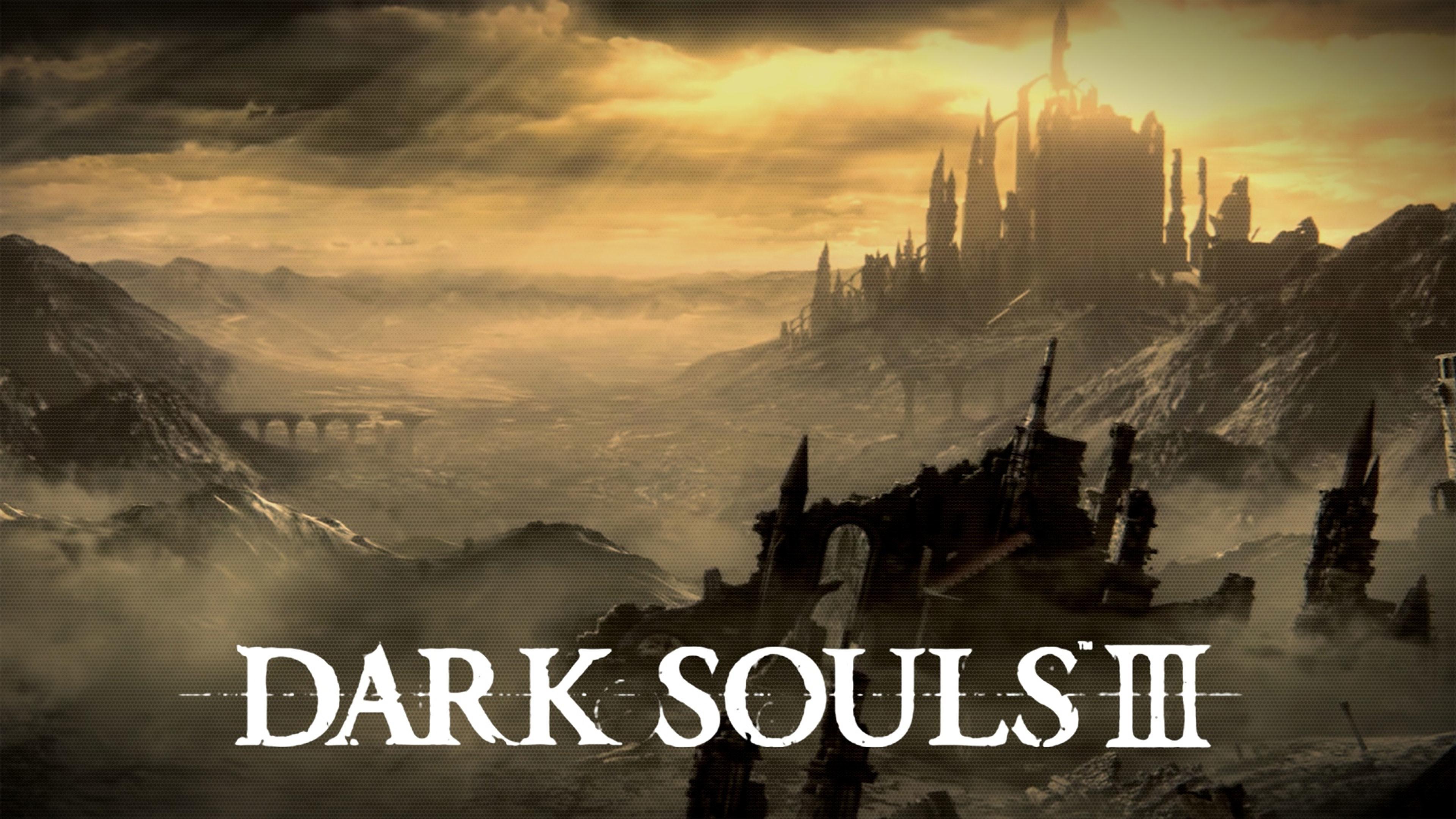 Dark Souls 3 4K Wallpaper …