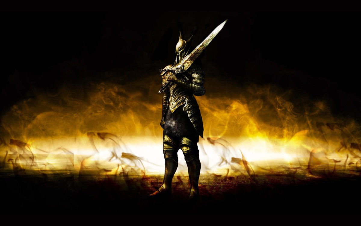 Backgrounds For Gt Dark Souls Bonfire Iphone Wallpaper 1920x1200px