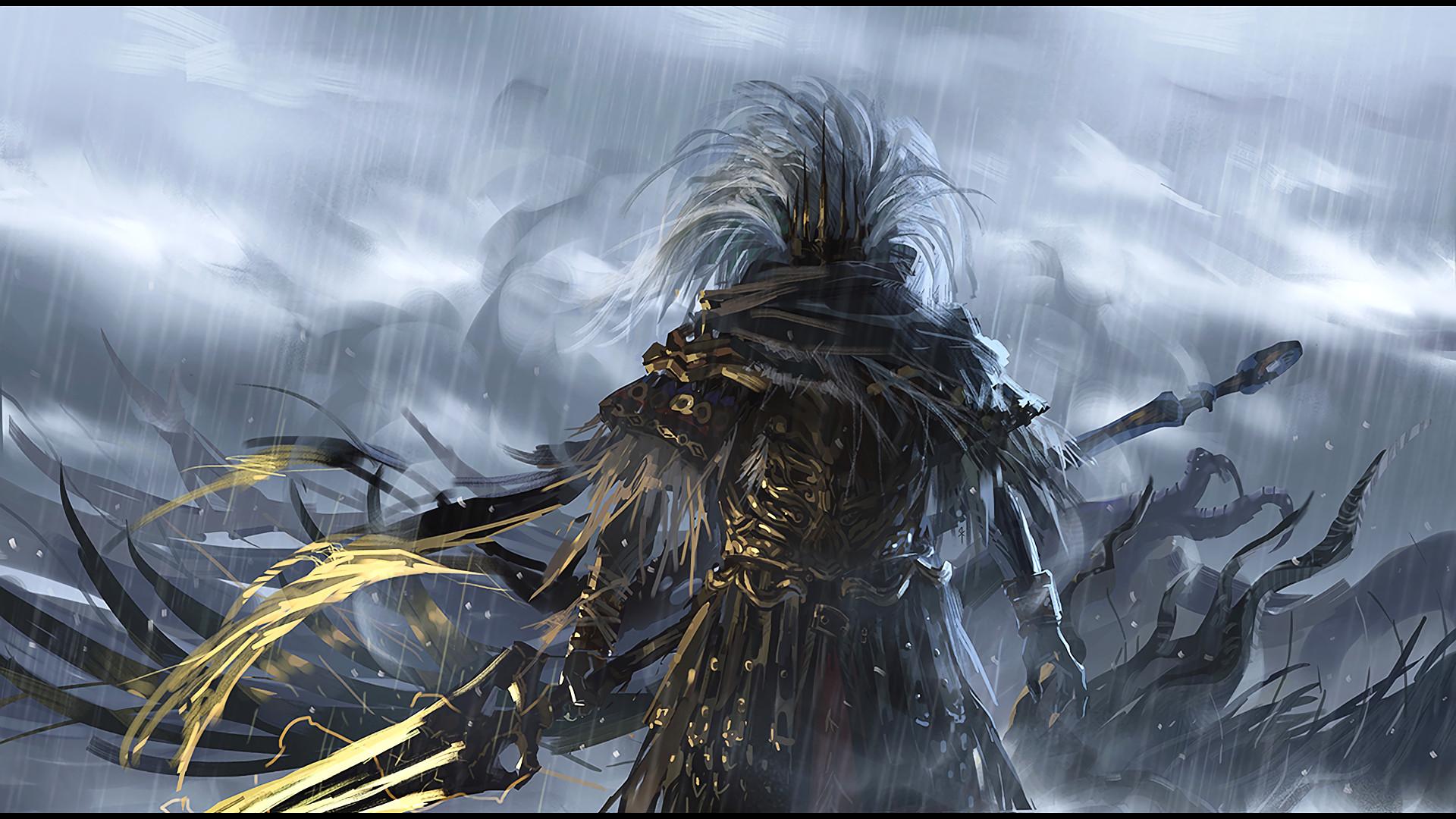 Video Game – Dark Souls III Bakgrund