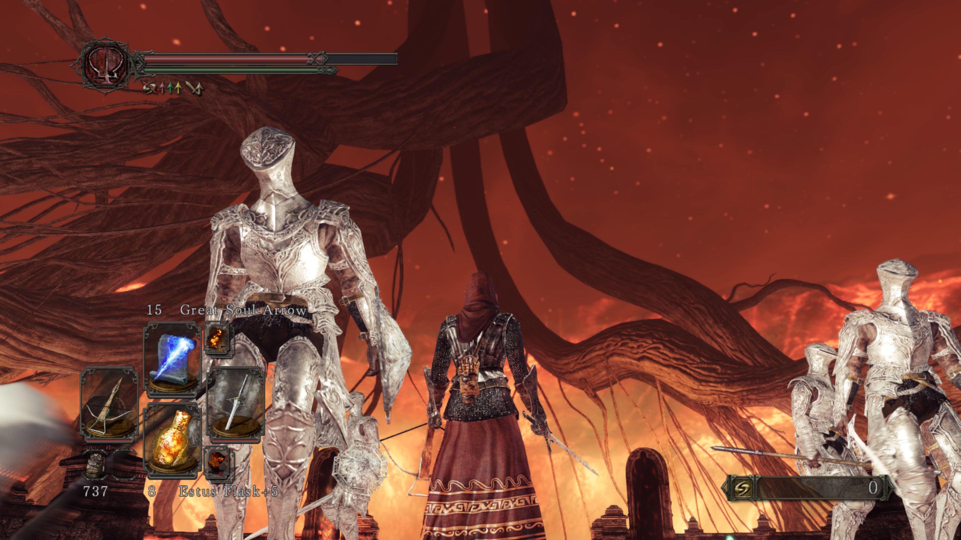 Gameplay Dark Souls 3 4K Wallpapers