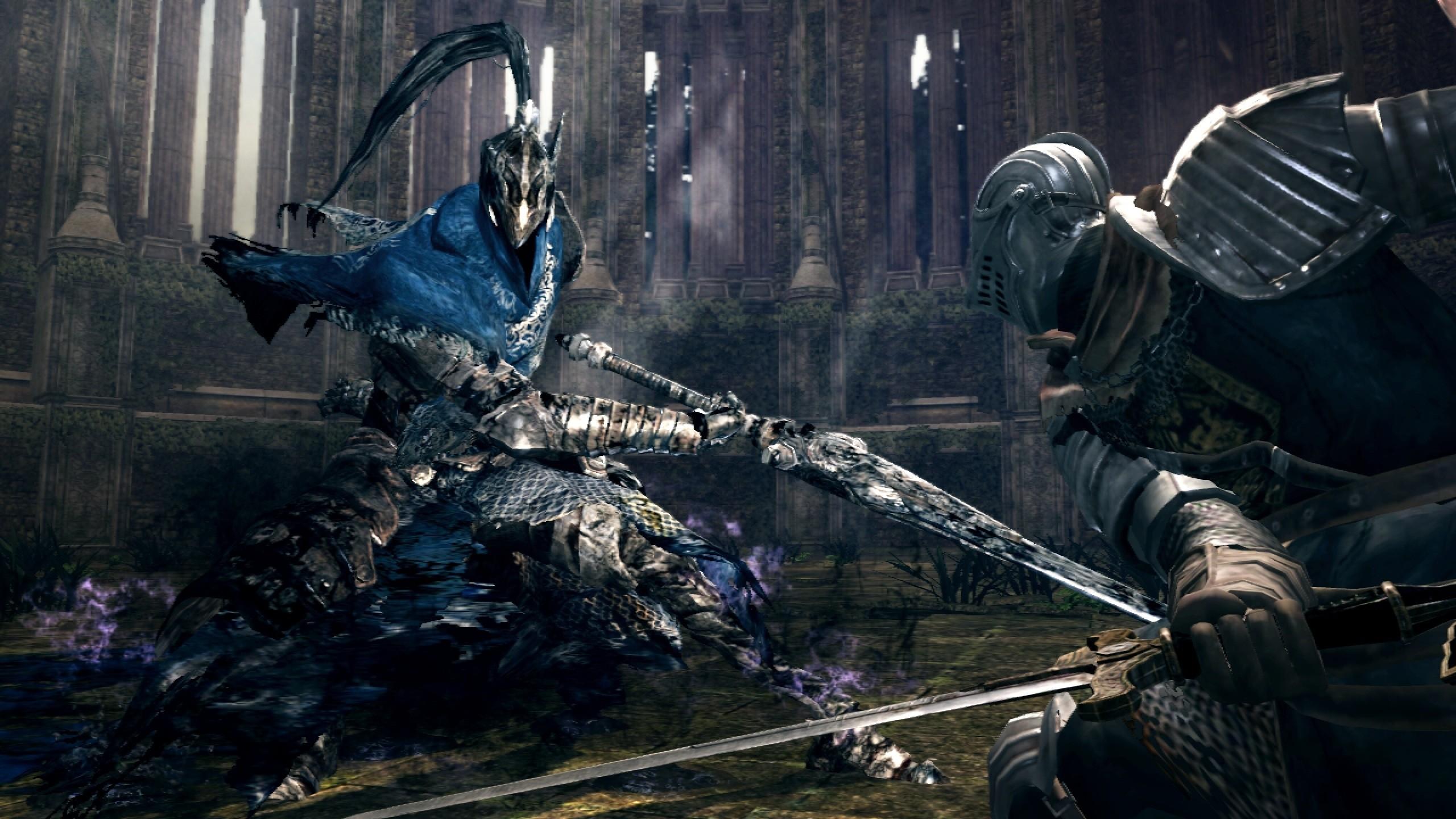 Dark Souls 3 Steam Background