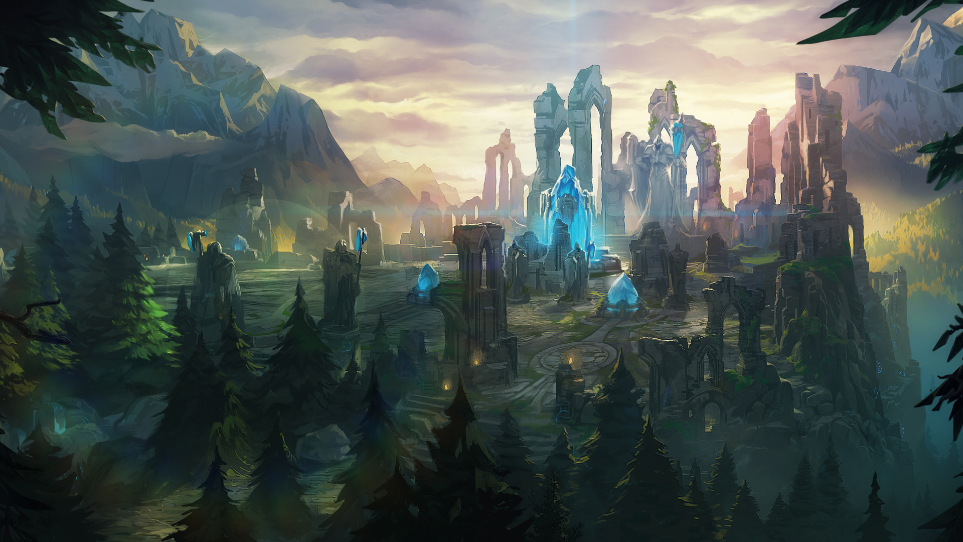 League of Legends – Welcome to Summoners Rift