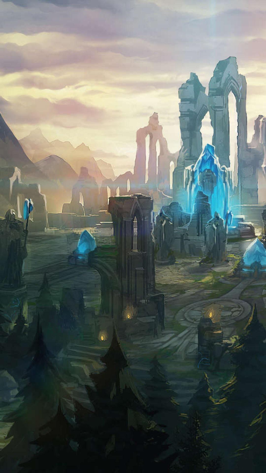 league of legends summoners rift wallpaper