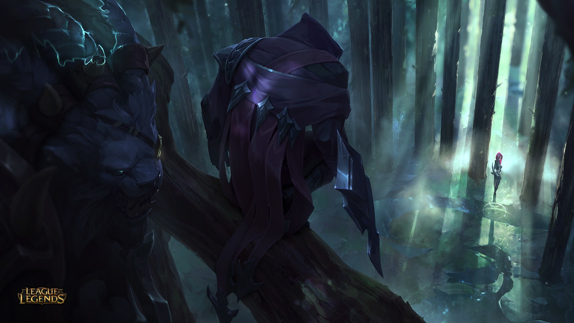 General Summoner's Rift League of Legends Talon (League of  Legends) katarina (league