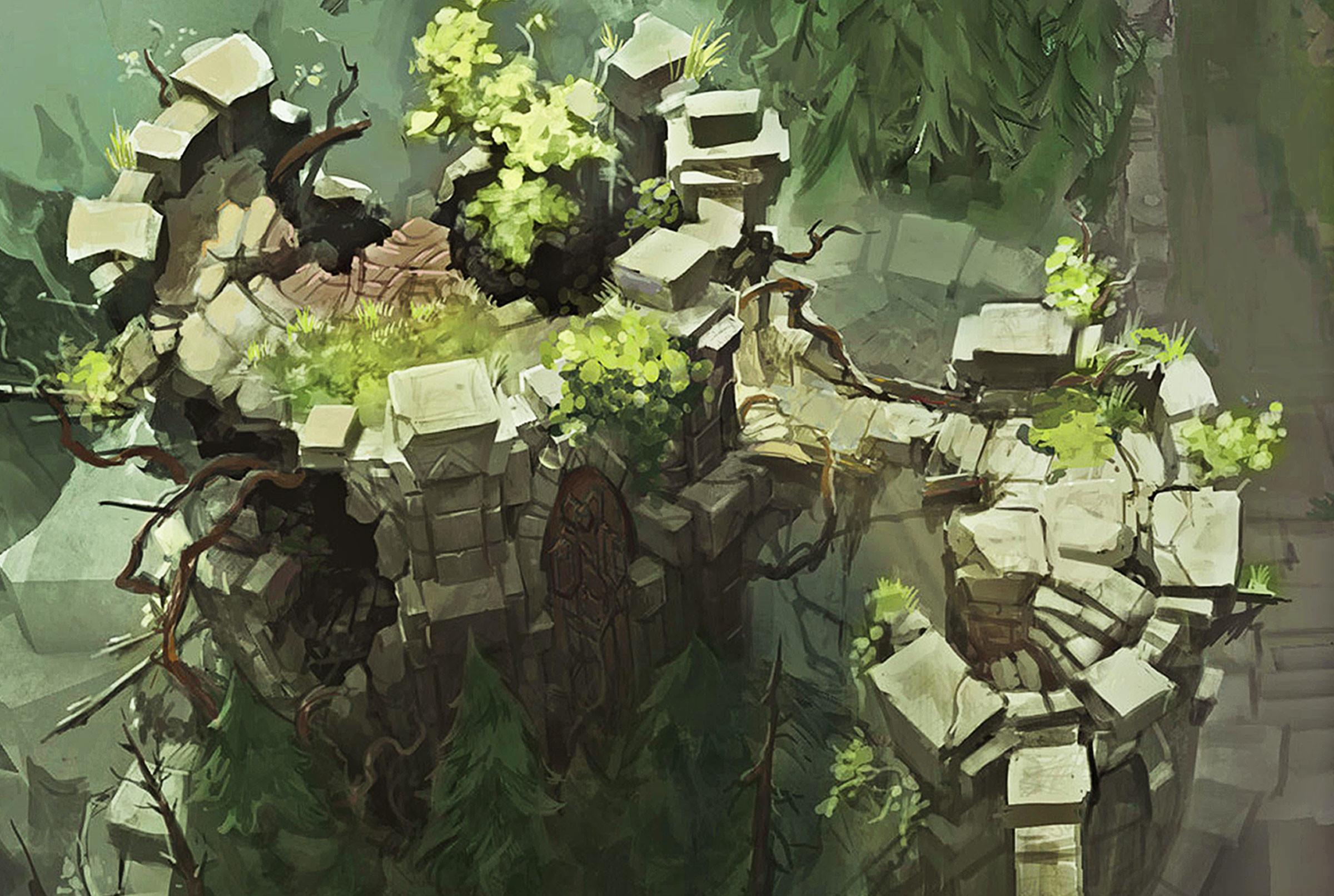 Summoners Rift Concept (2) League of Legends Artwork Wallpaper lol