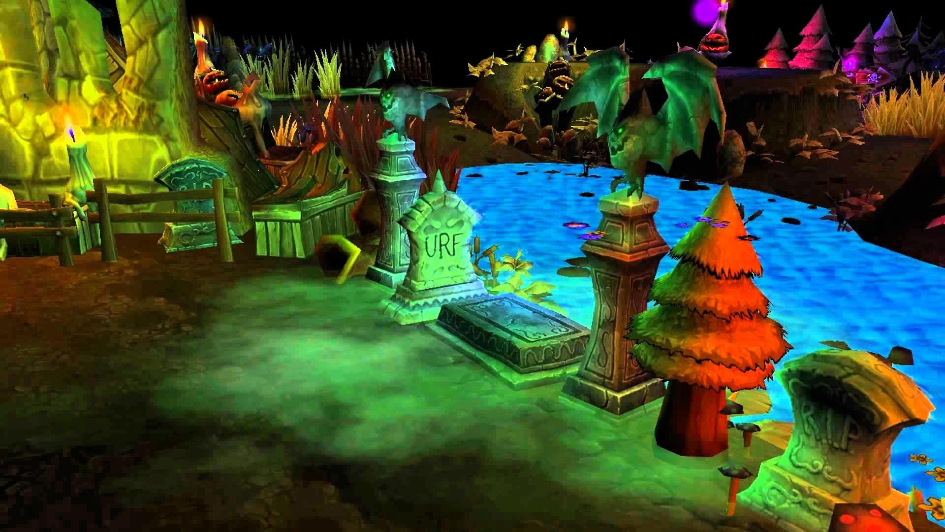 League of Legends-2011 Harrowing Summoner's Rift/Old Twisted Treeline Music  – YouTube