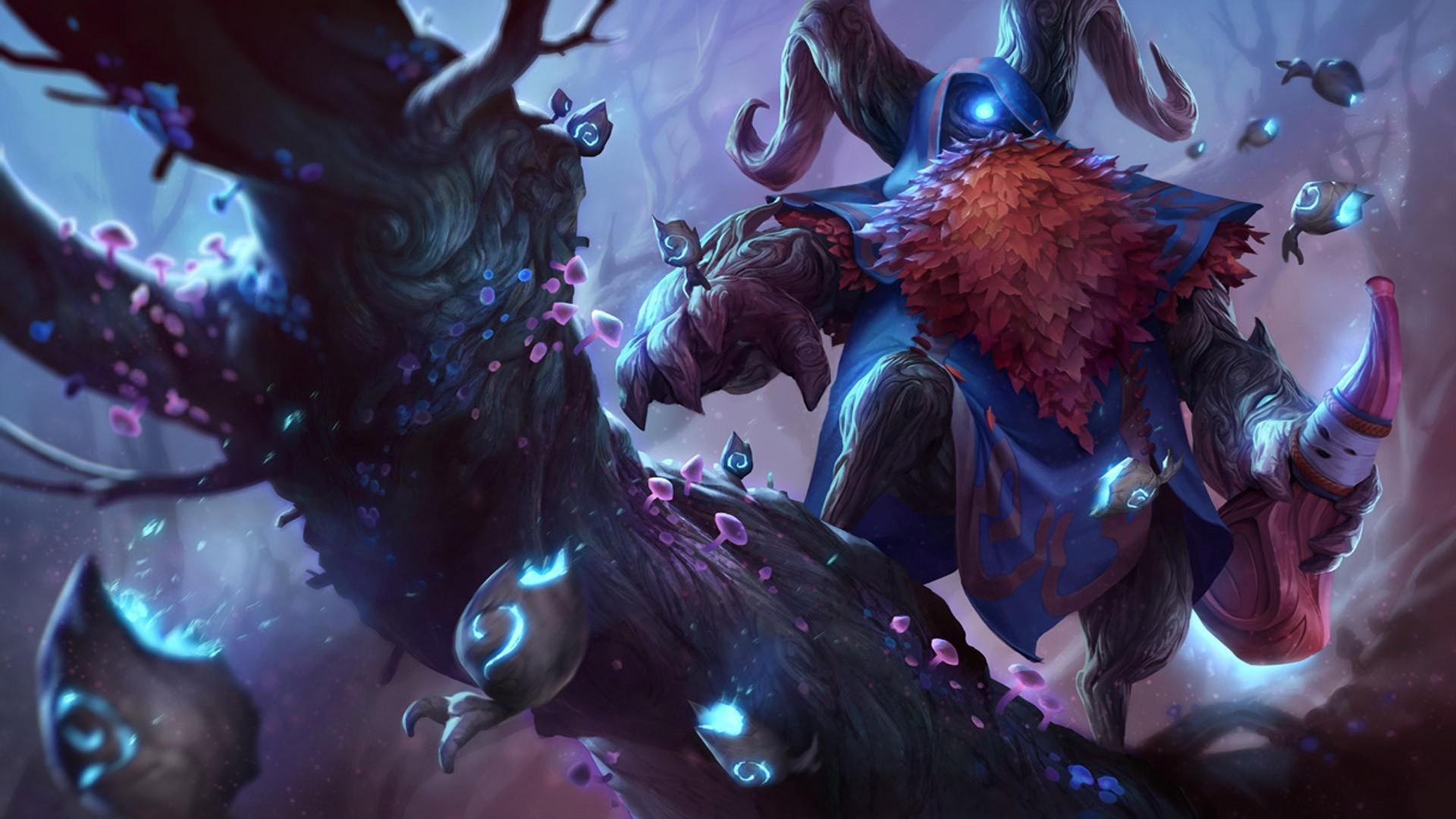 anime Summoner's Rift mythology Bard League of Legends Bardo screenshot  computer wallpaper fictional character special effects