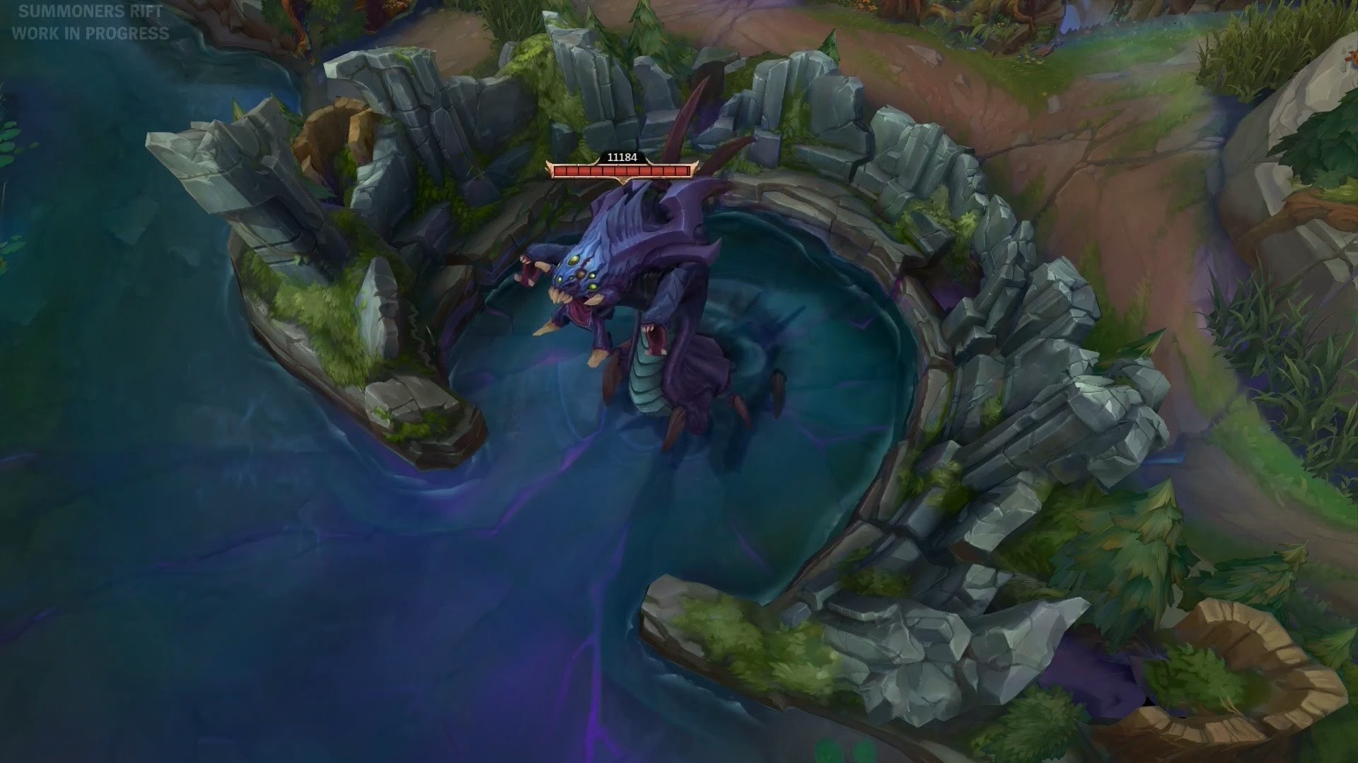 New Jungle Monster Spawn Animations – League of Legends [LoL] Summoner's  Rift Pre-Season 5 – 2015 – YouTube
