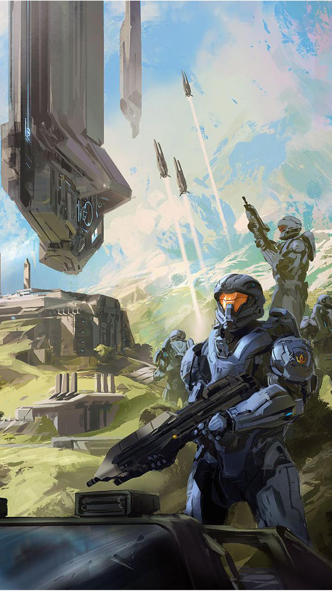 … Halo Wars 2 iphone 5 wallpaper hd