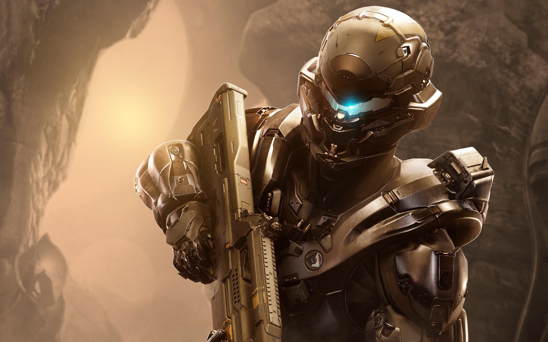 Halo 5 Guardians Games HD Wallpaper