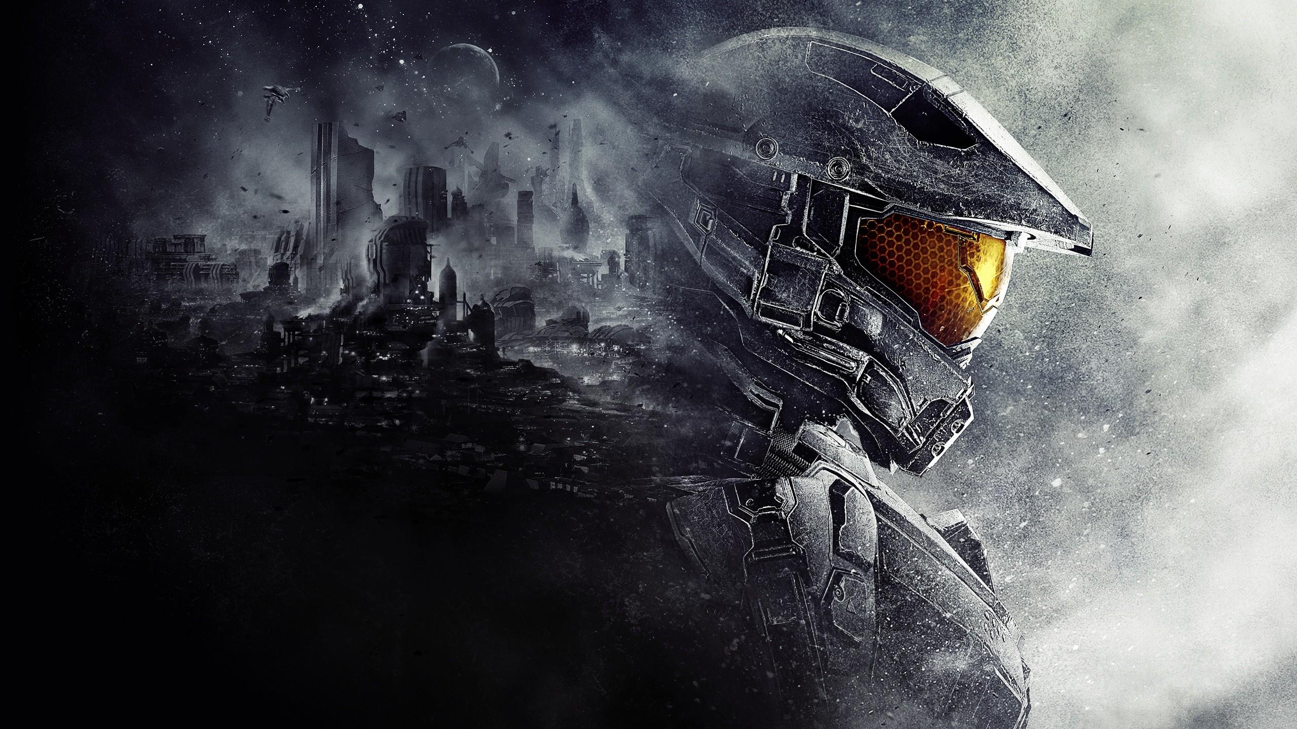 Halo 5 Guardians Widescreen Desktop | Download Free Desktop Wallpaper .