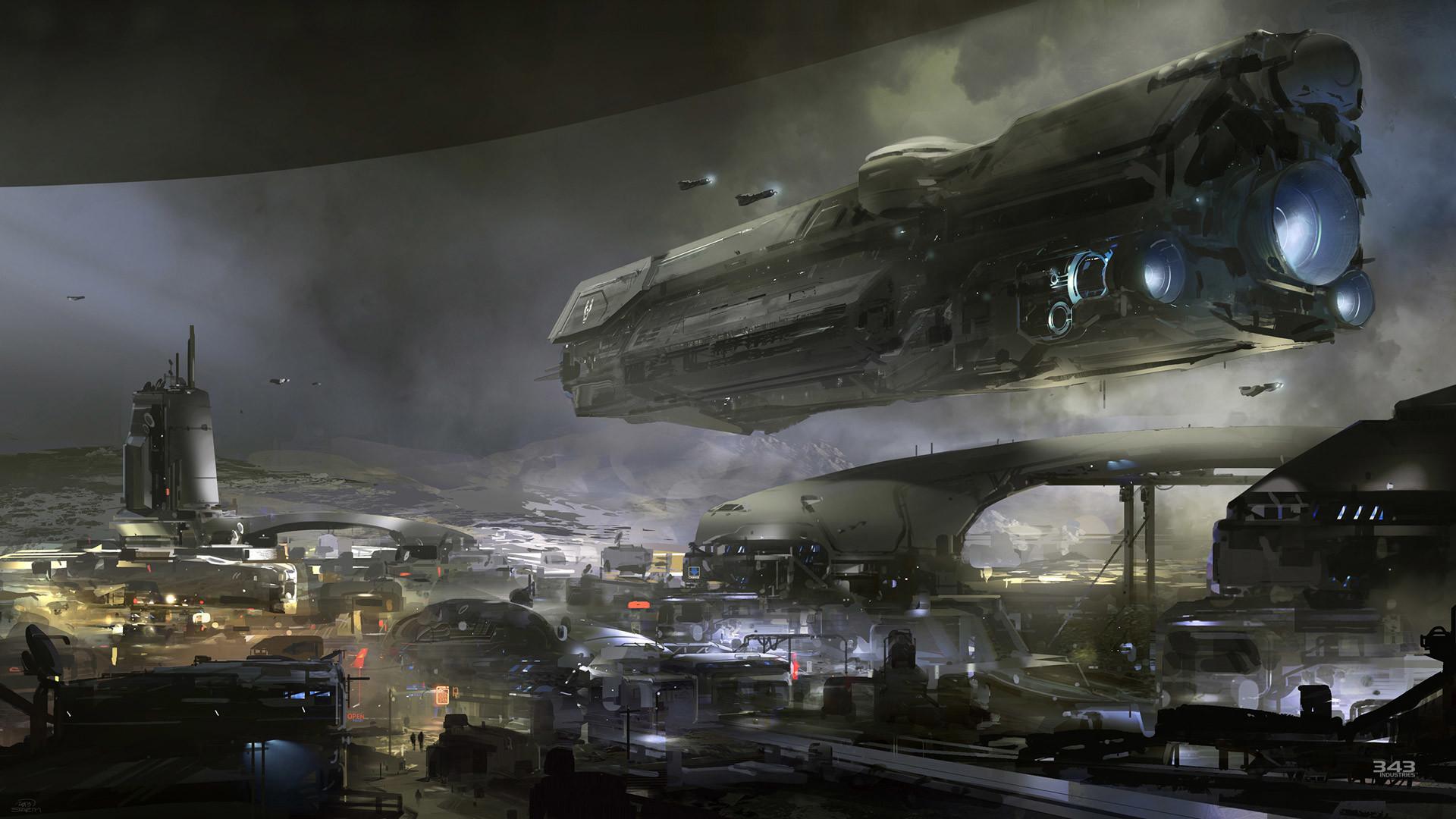 Halo 5 Wallpaper Xbox One