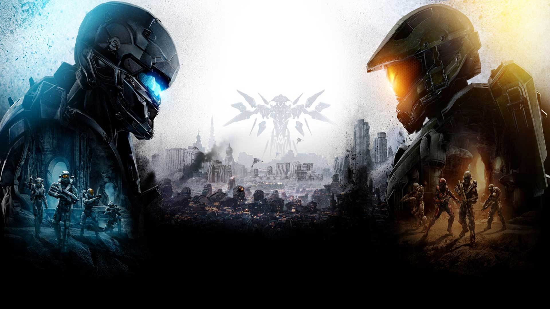 Halo 5 Chief wallpapers (19 Wallpapers)