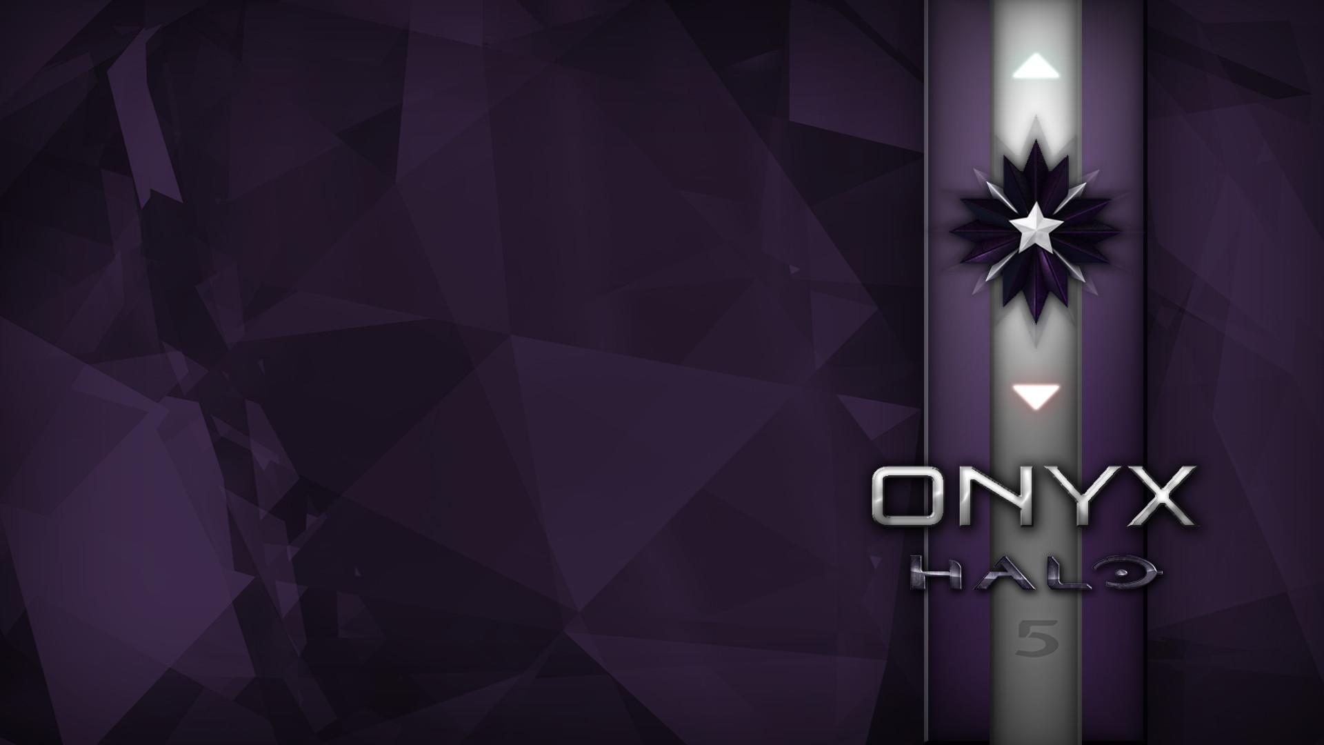 Halo 5 ONYX Rank Background I made (1920×1080) Need #iPhone #6S #