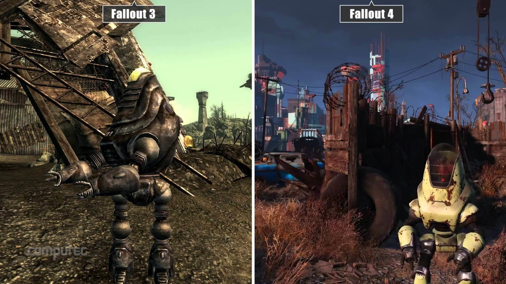 Fallout 3 Video Game desktop wallpaers #7