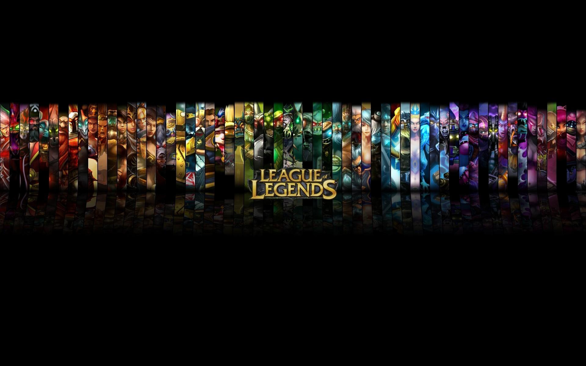 … League Of Legends Wallpaper Desktop I HD Images