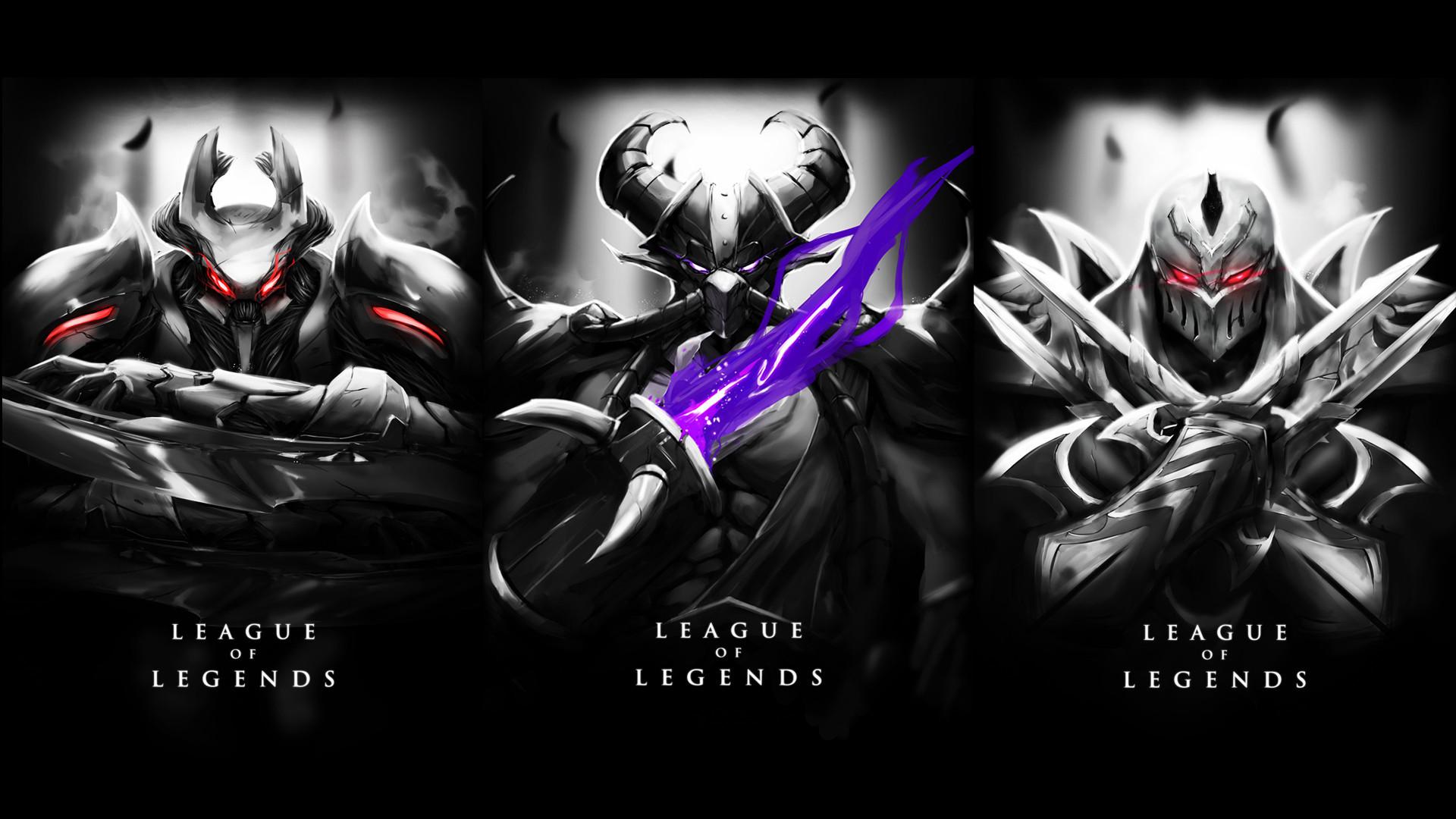 best league of legends wallpaper