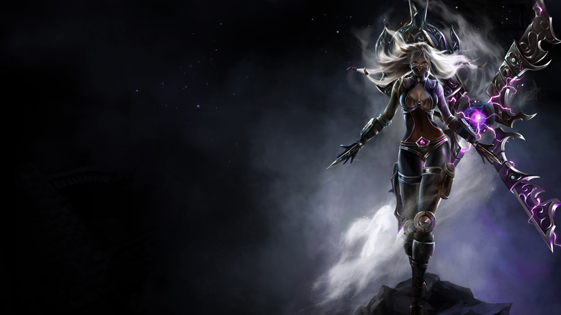 41 Irelia (League Of Legends) HD Wallpapers | Backgrounds – Wallpaper Abyss