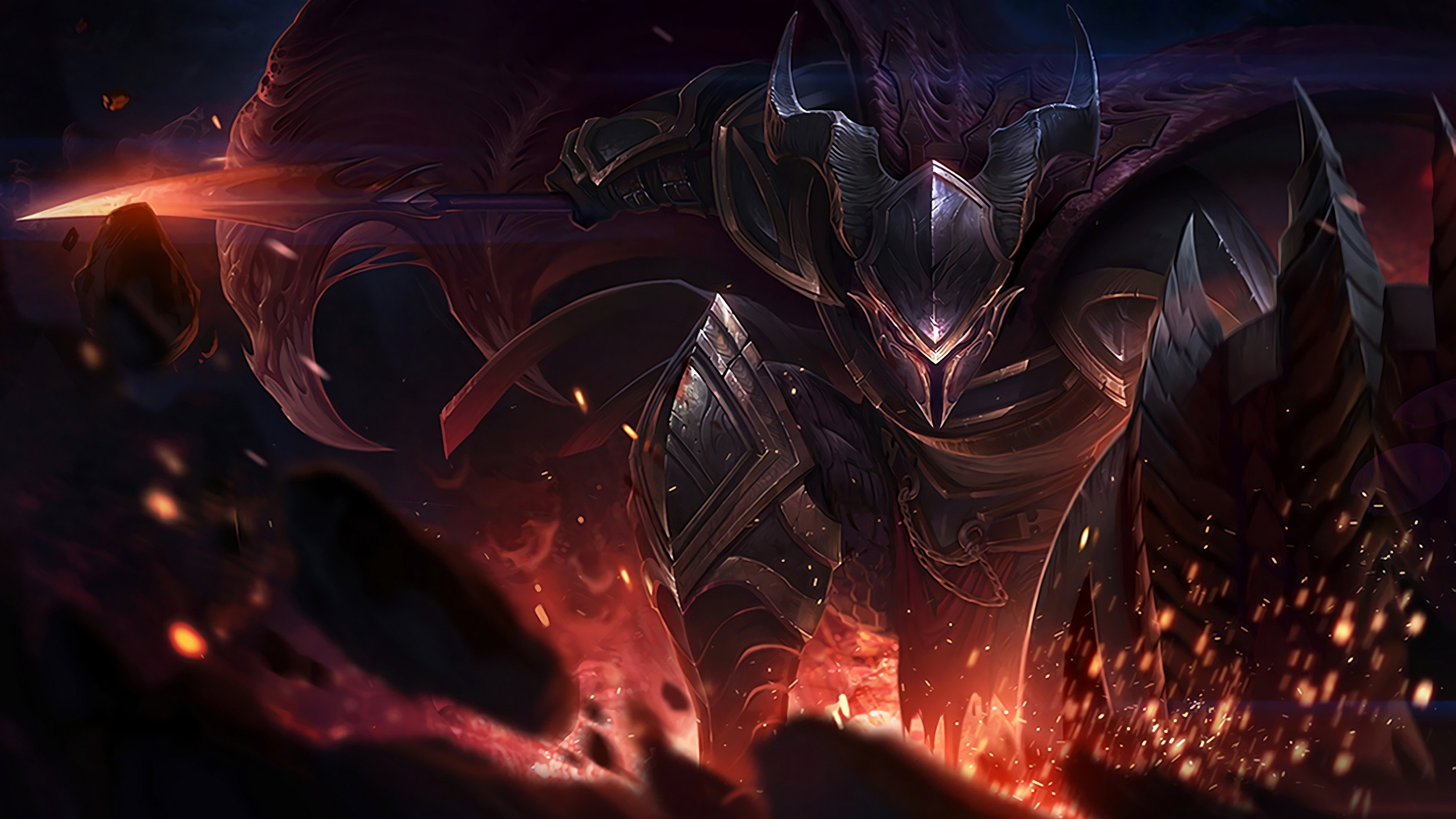 HD Wallpaper | Background ID:714154. Video Game League Of Legends