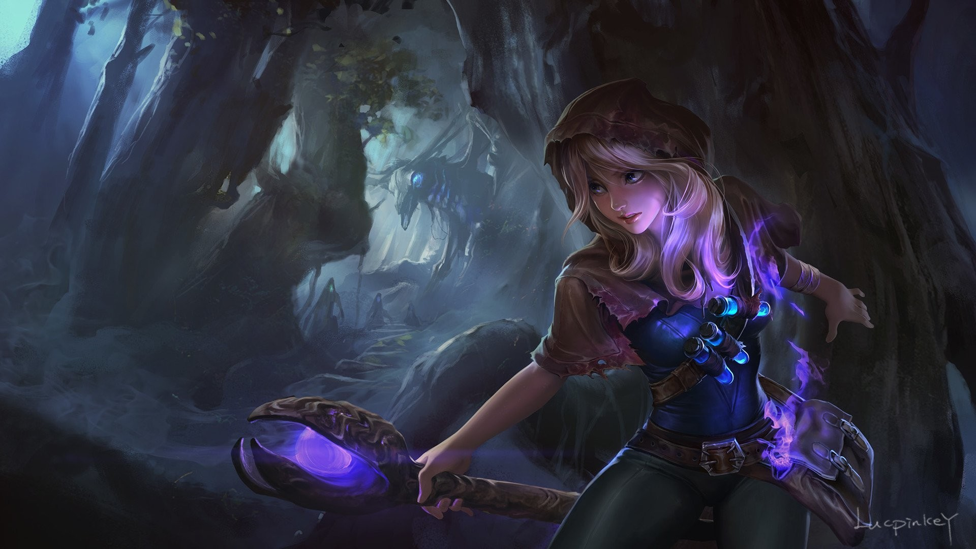 HD Wallpaper | Background ID:673384. Video Game League Of Legends