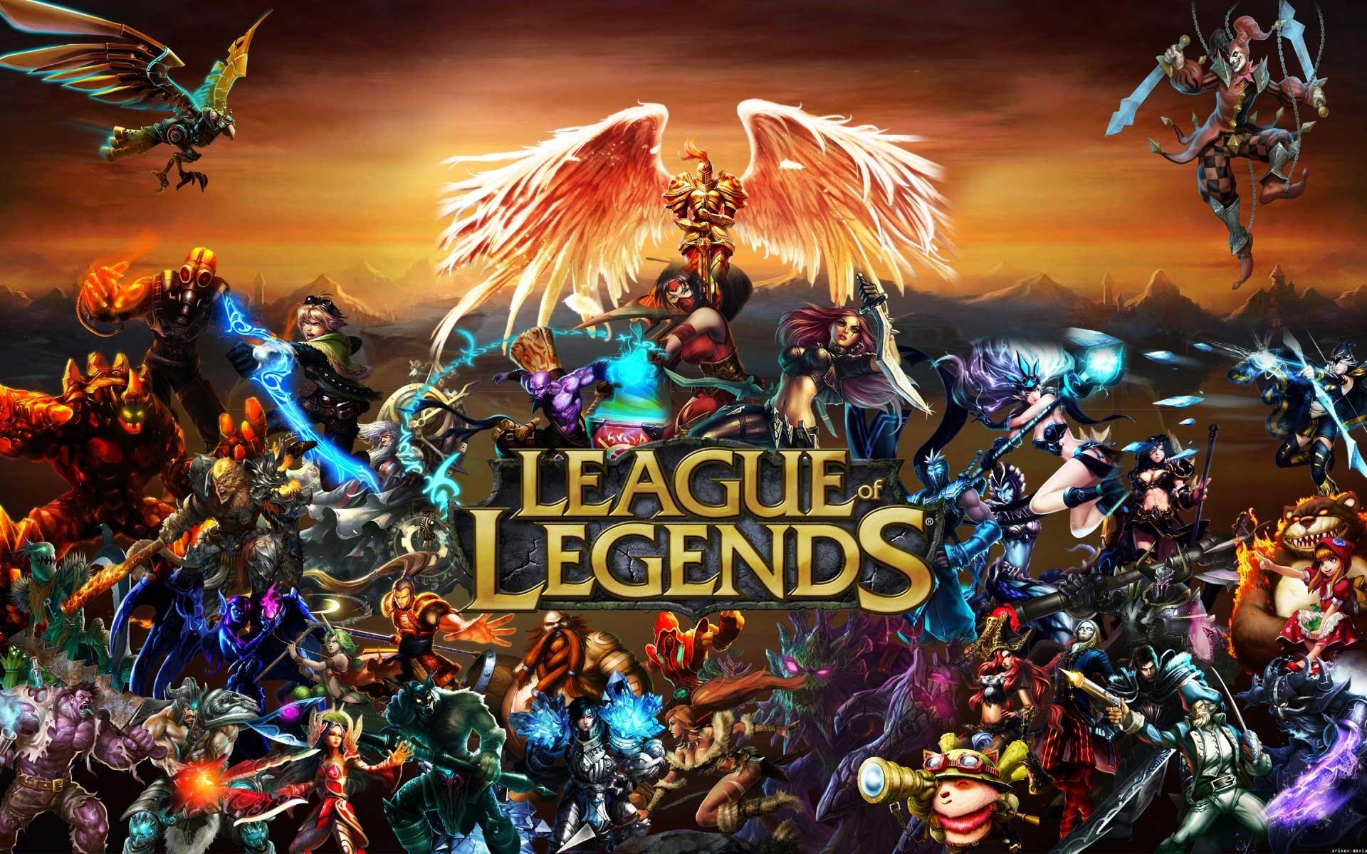 League Of Legends Wallpaper For Desktop 14 High Definition Wallpapers HD