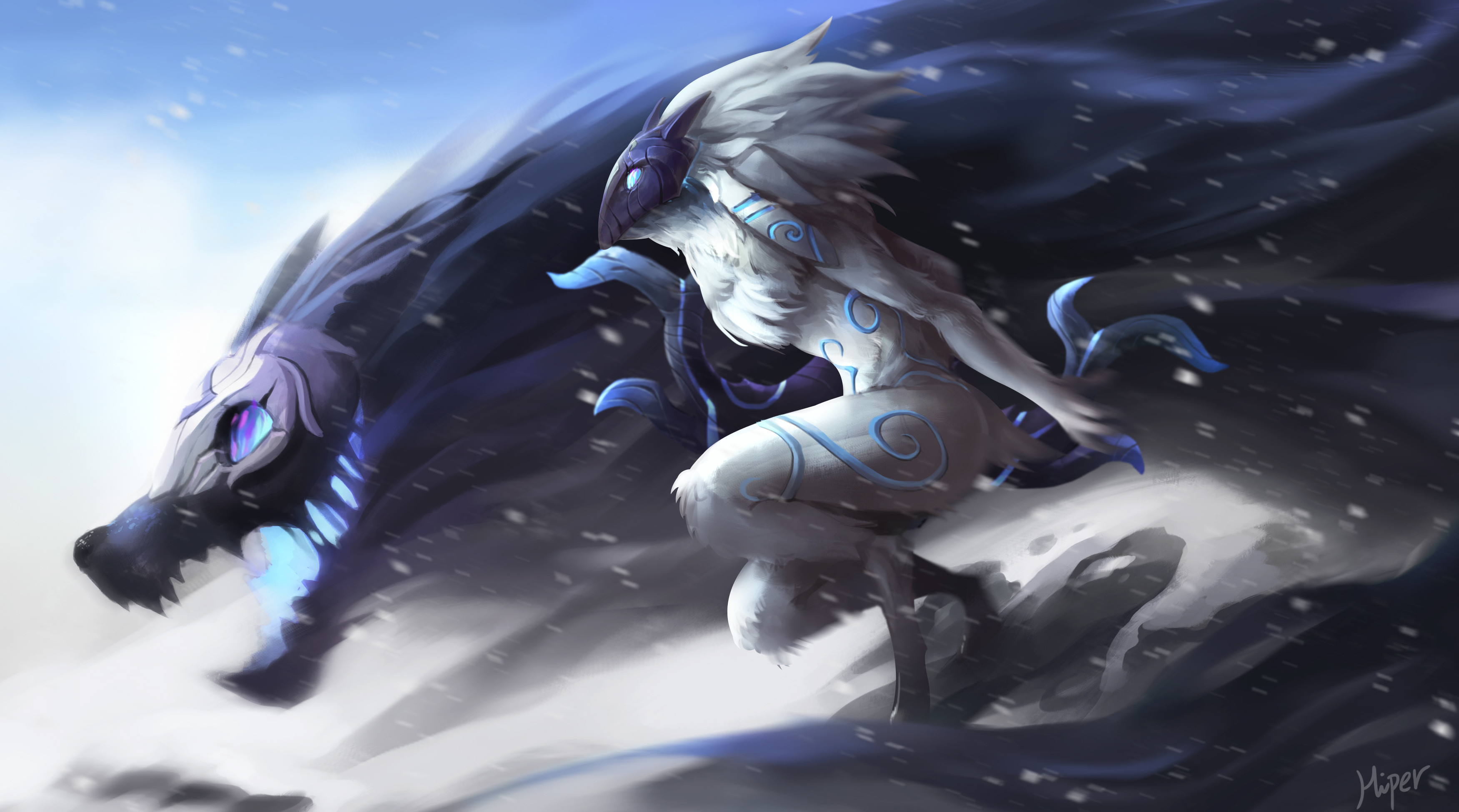 HD Wallpaper | Background ID:651136. Video Game League Of Legends